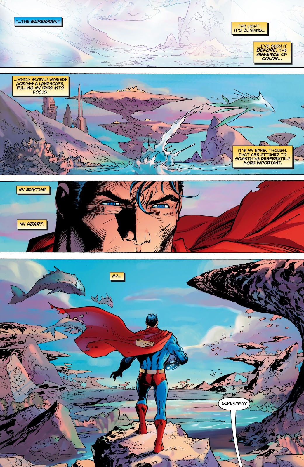 Read online Superman: For Tomorrow comic -  Issue # TPB (Part 3) - 8