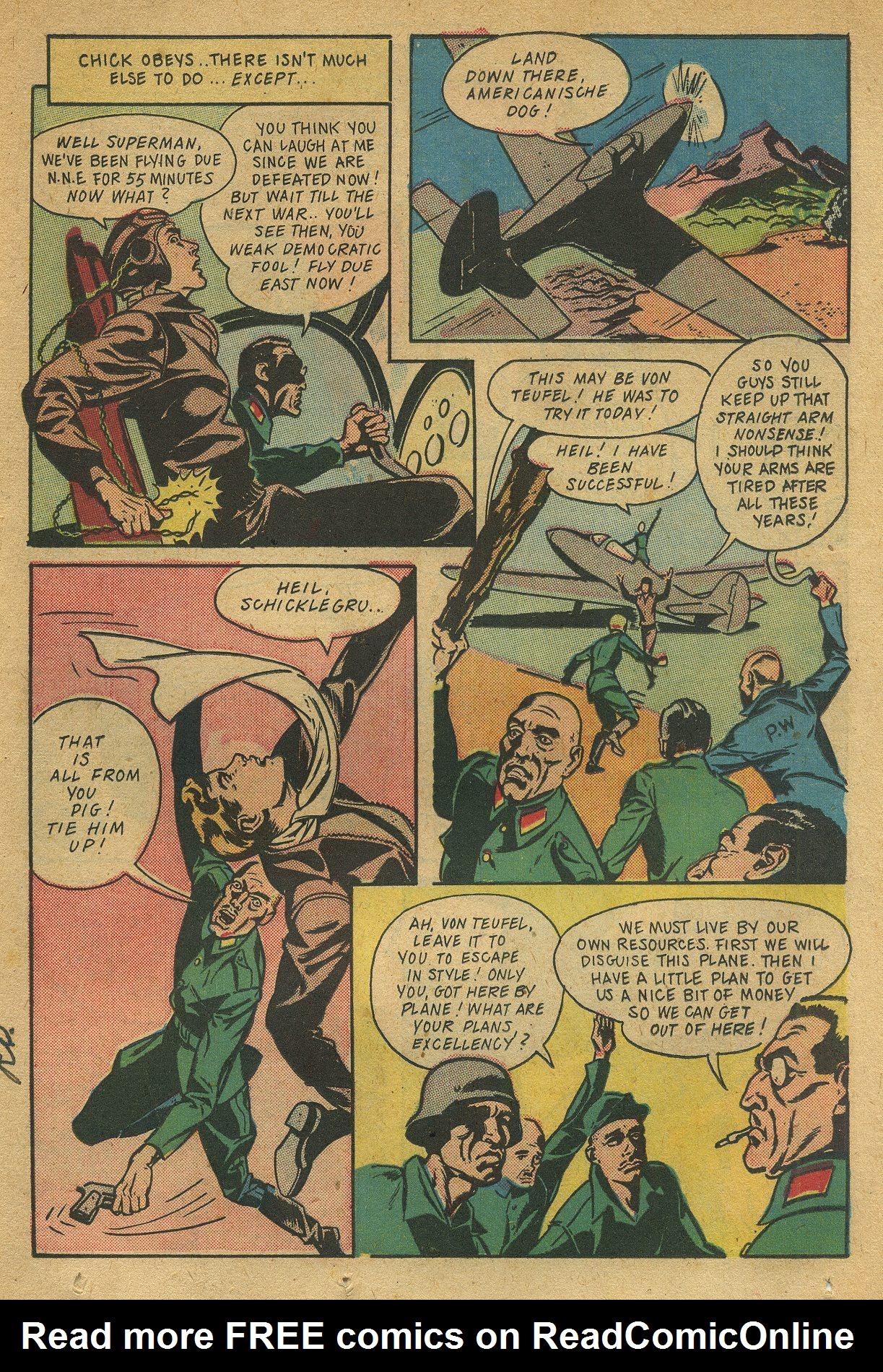 Read online Shadow Comics comic -  Issue #49 - 27