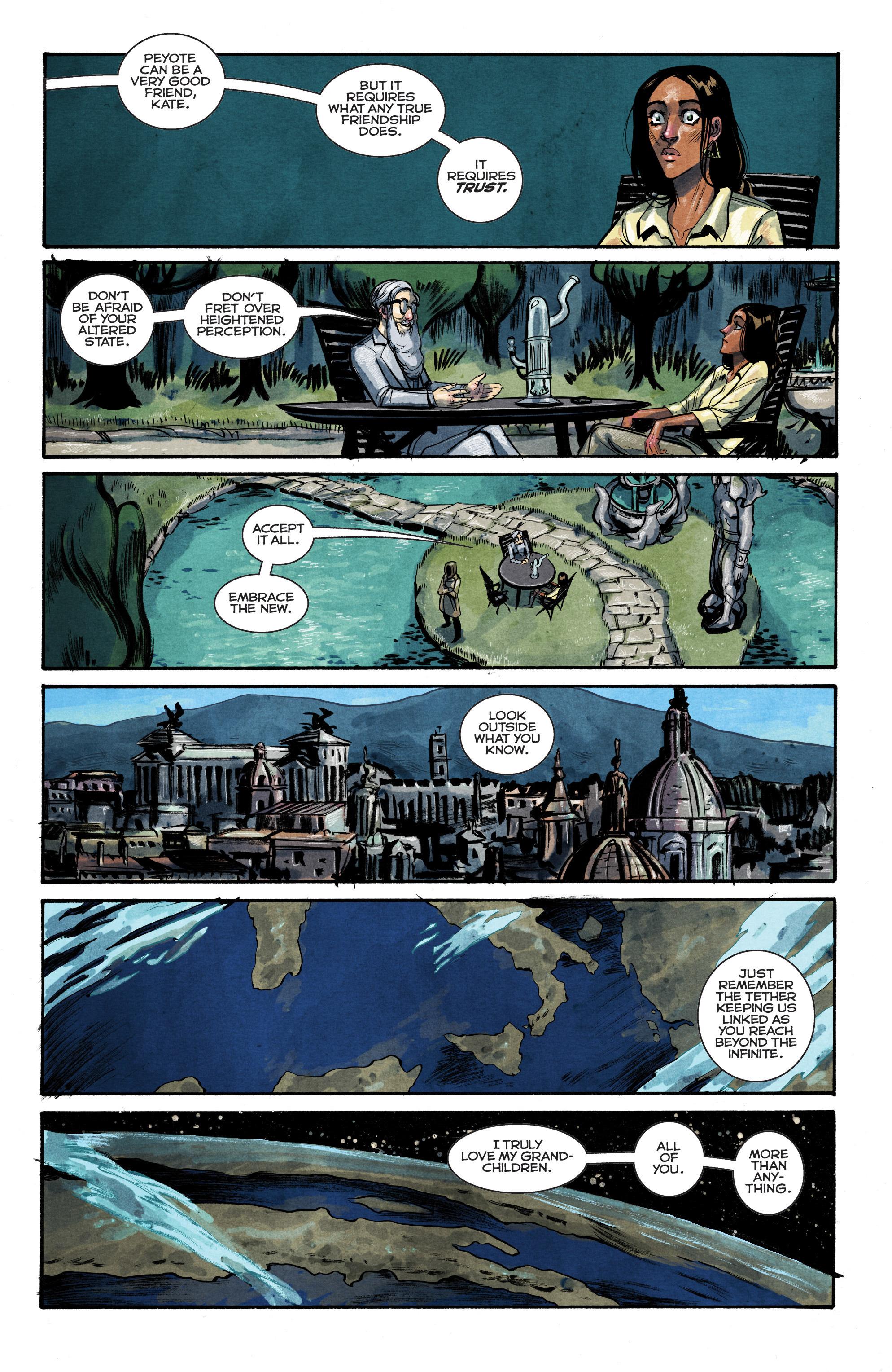 Read online Shutter comic -  Issue #15 - 3