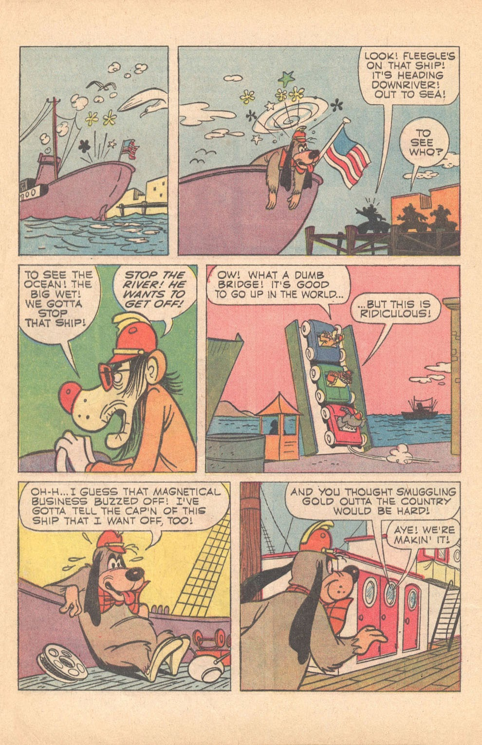 Banana Splits issue 2 - Page 8