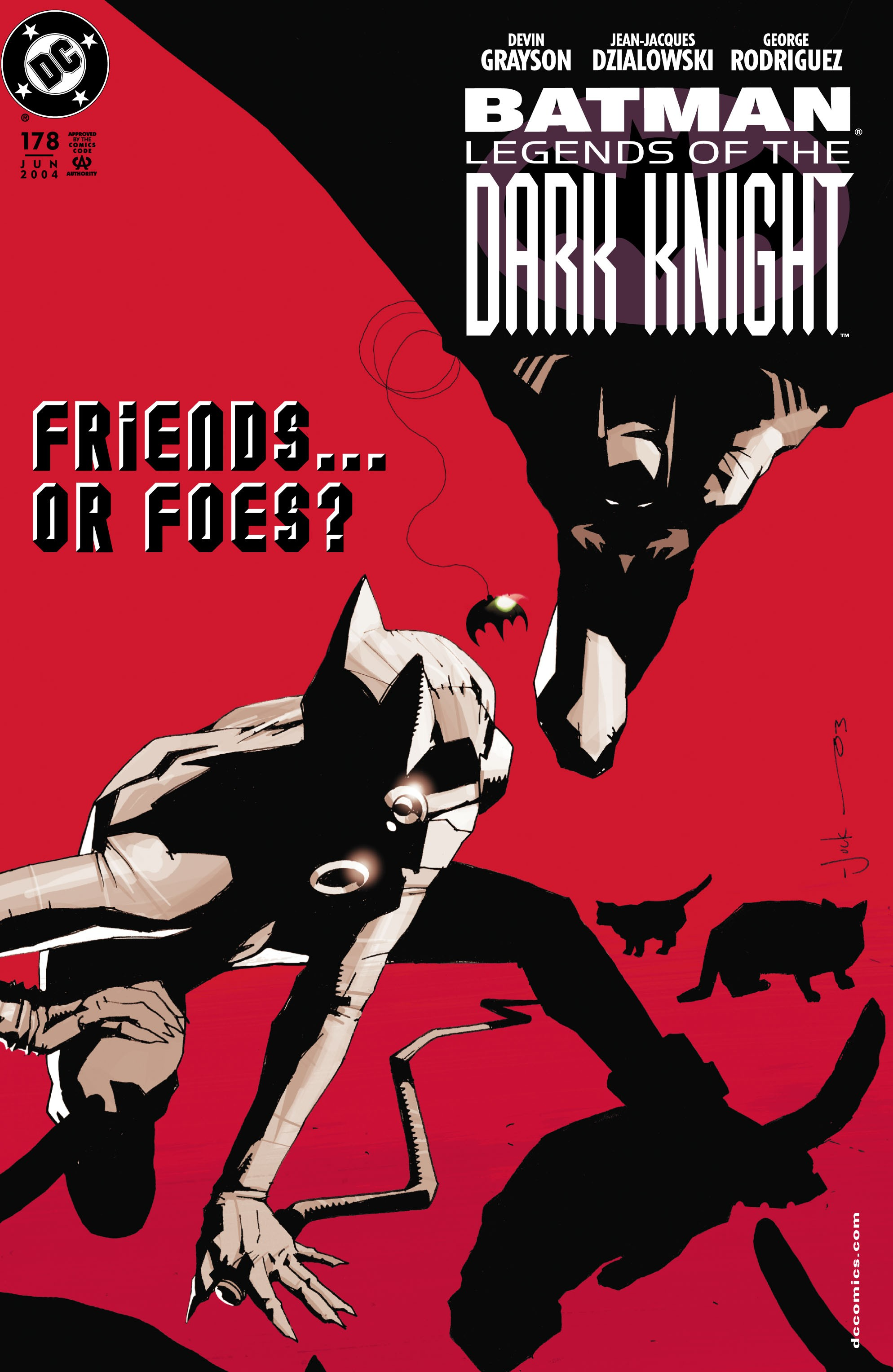 Batman: Legends of the Dark Knight 178 Page 1