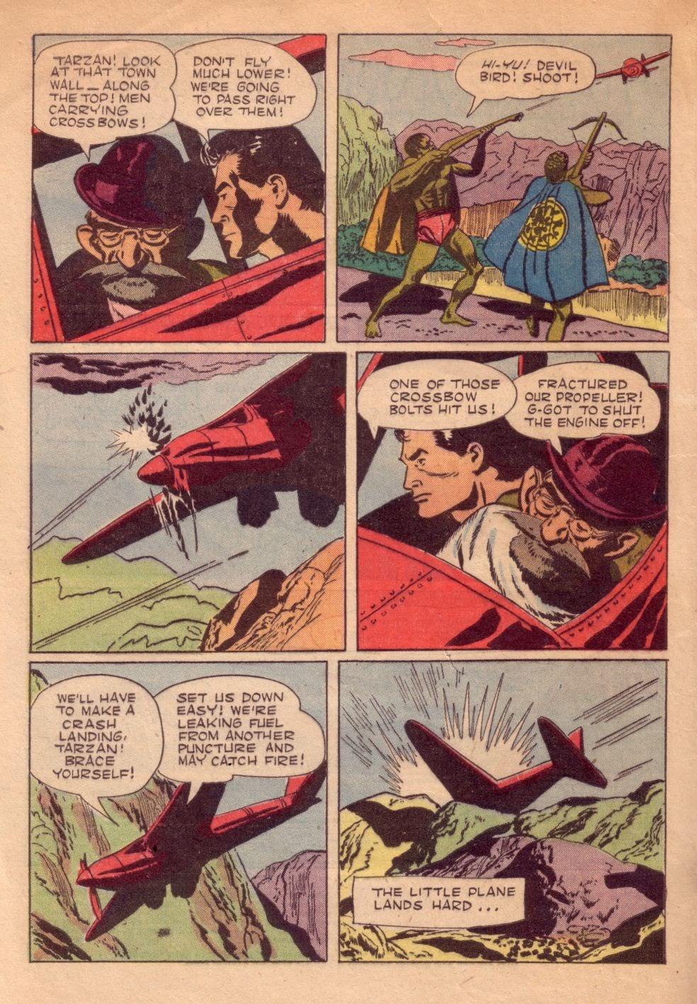 Tarzan (1948) issue 55 - Page 4
