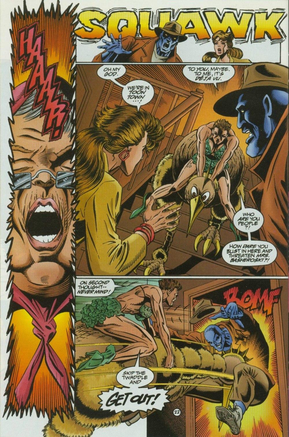 Read online Sludge comic -  Issue #10 - 25