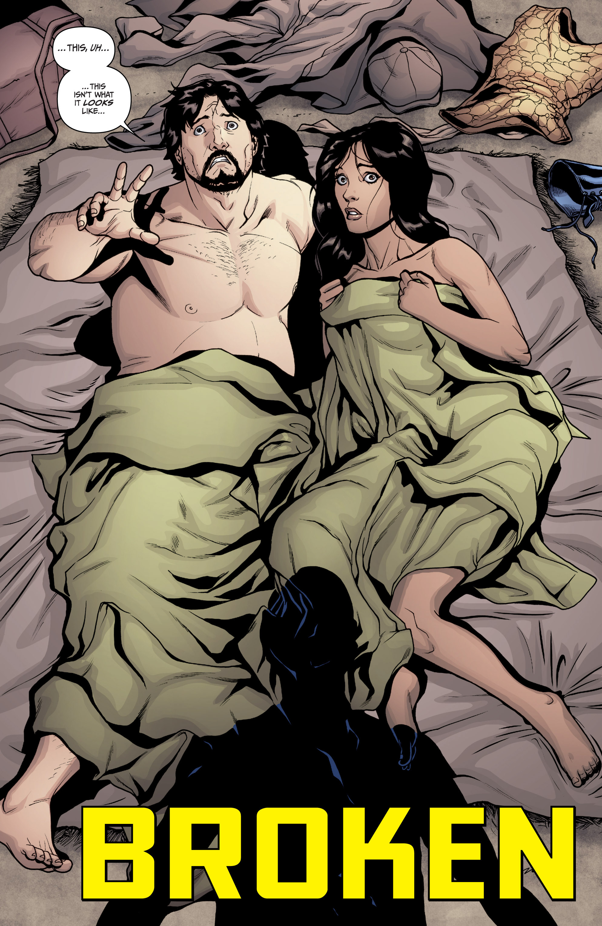 Read online Archer and Armstrong comic -  Issue #Archer and Armstrong _TPB 3 - 102