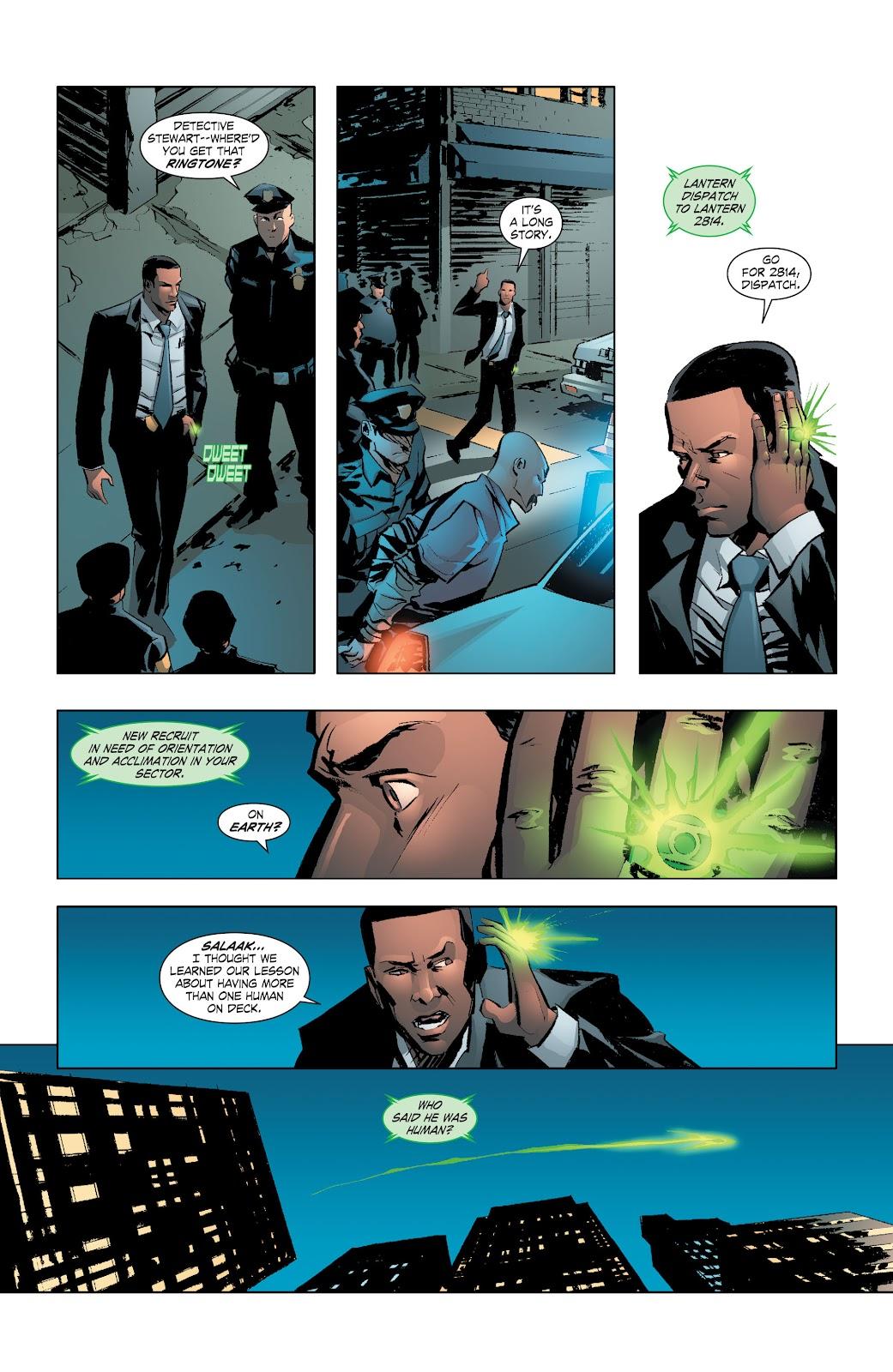 Read online Smallville Season 11 [II] comic -  Issue # TPB 7 - 19
