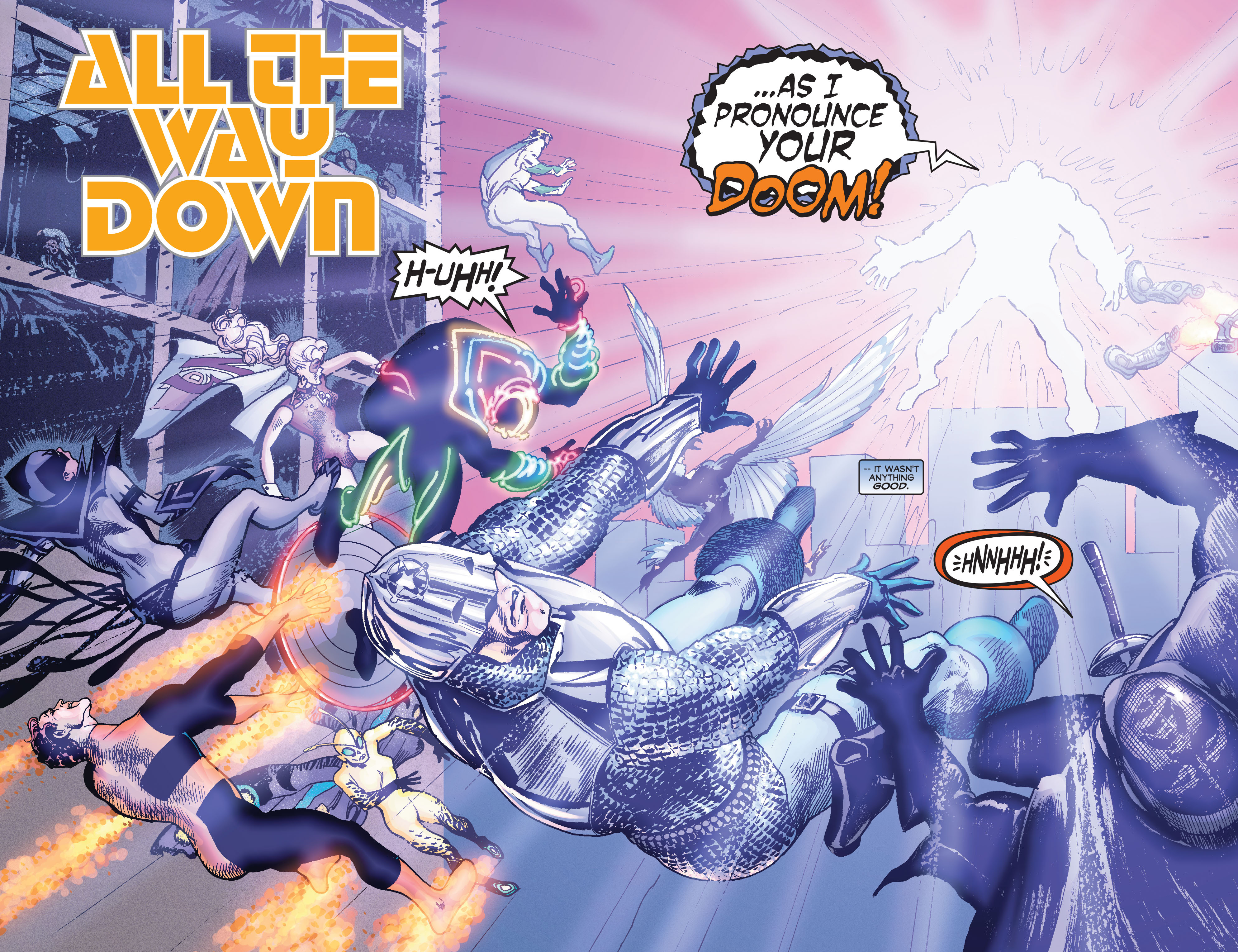 Read online Astro City: Dark Age/Book Three comic -  Issue #4 - 4
