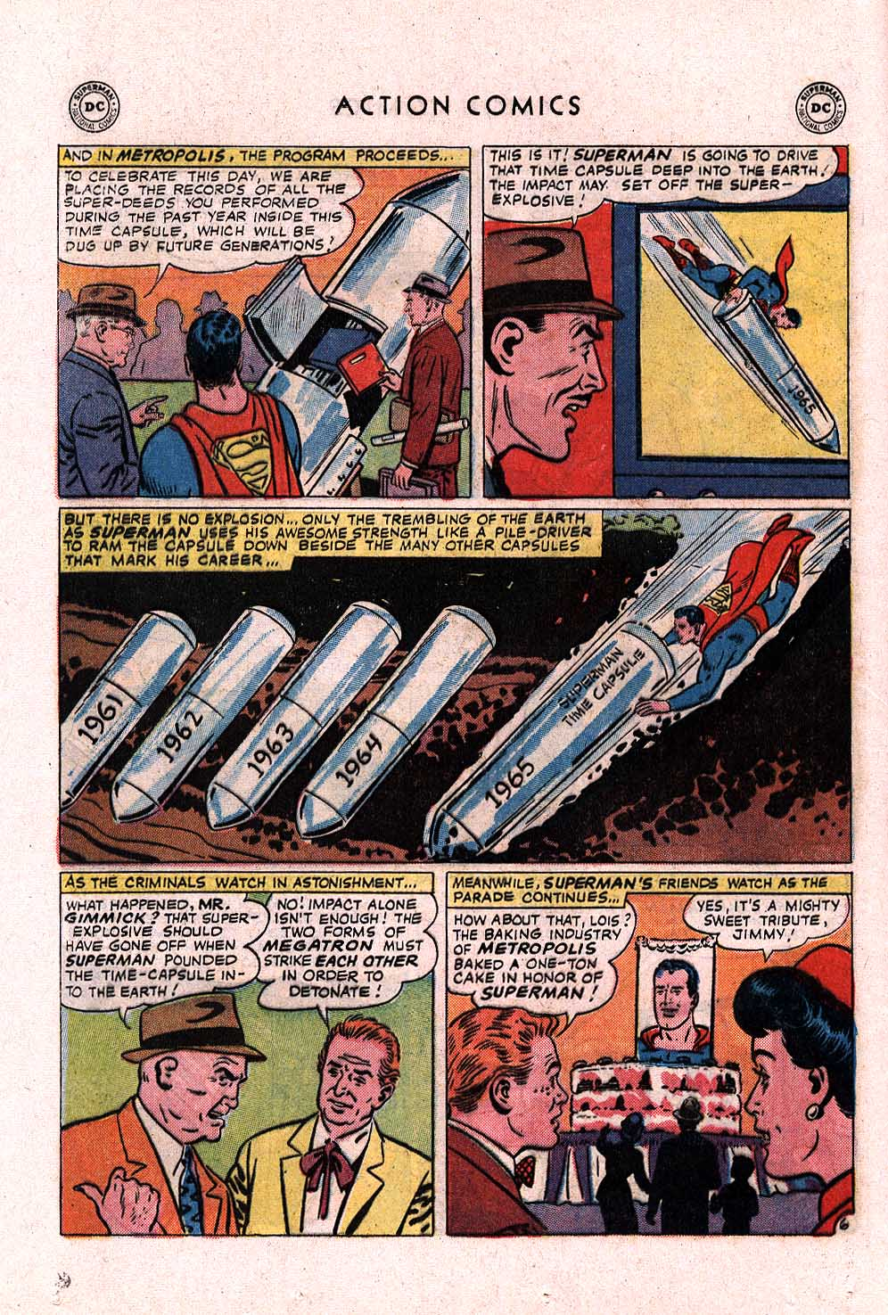Read online Action Comics (1938) comic -  Issue #328 - 7