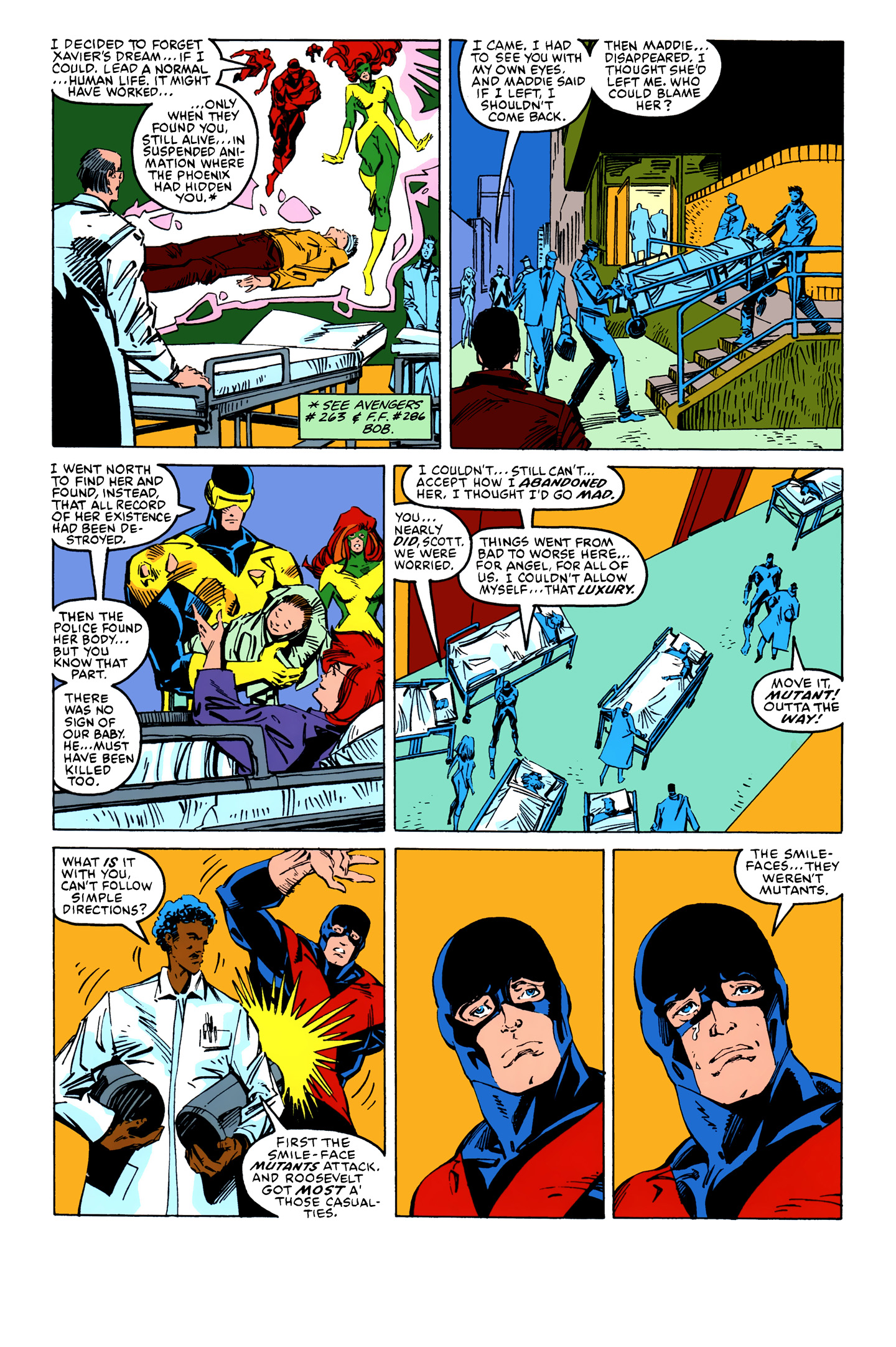 Read online X-Factor (1986) comic -  Issue #26 - 13