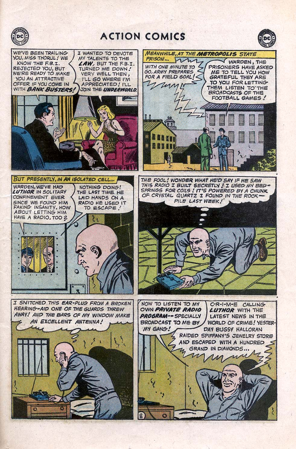 Action Comics (1938) 295 Page 25