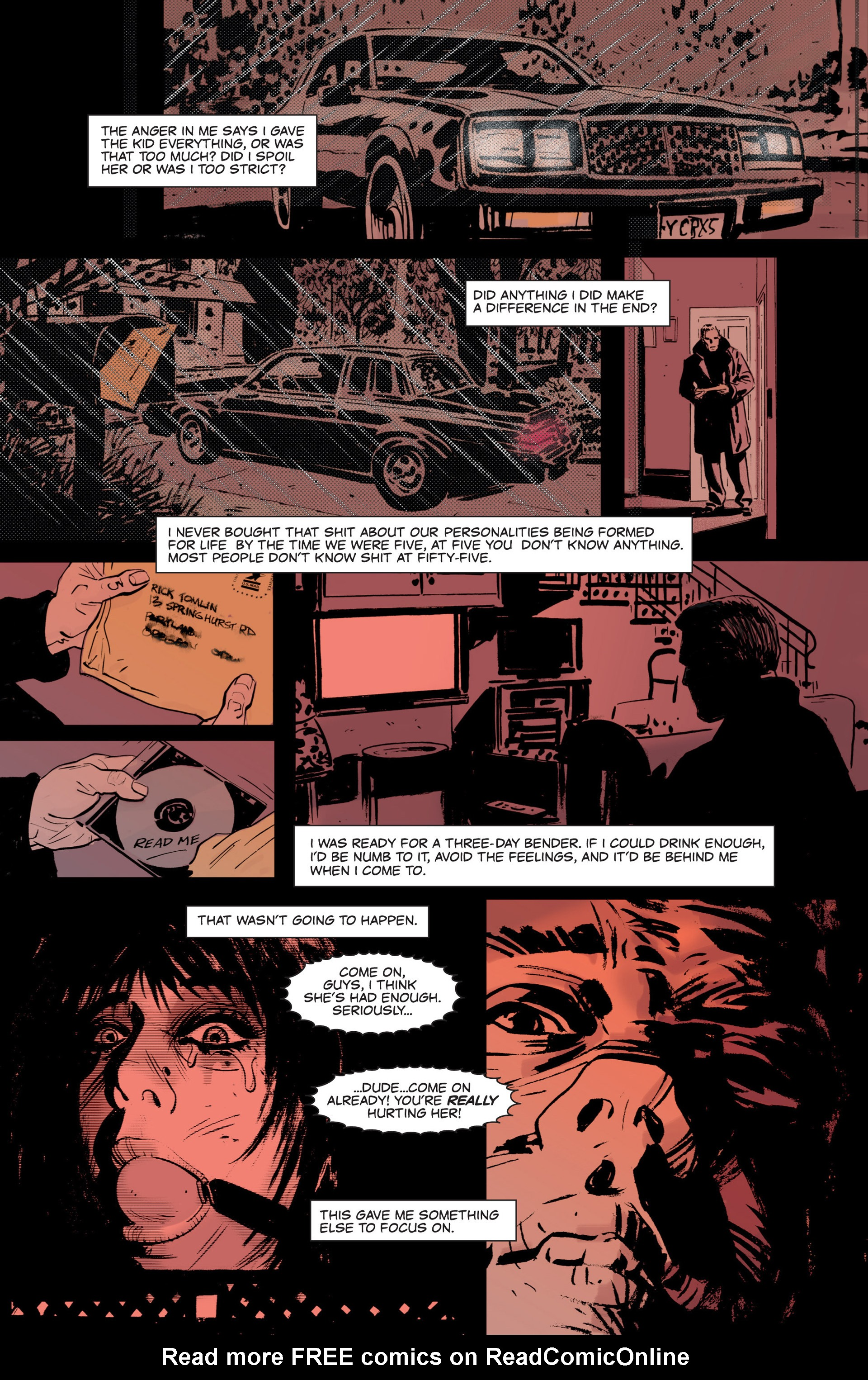 Read online Sex and Violence comic -  Issue # Full - 5