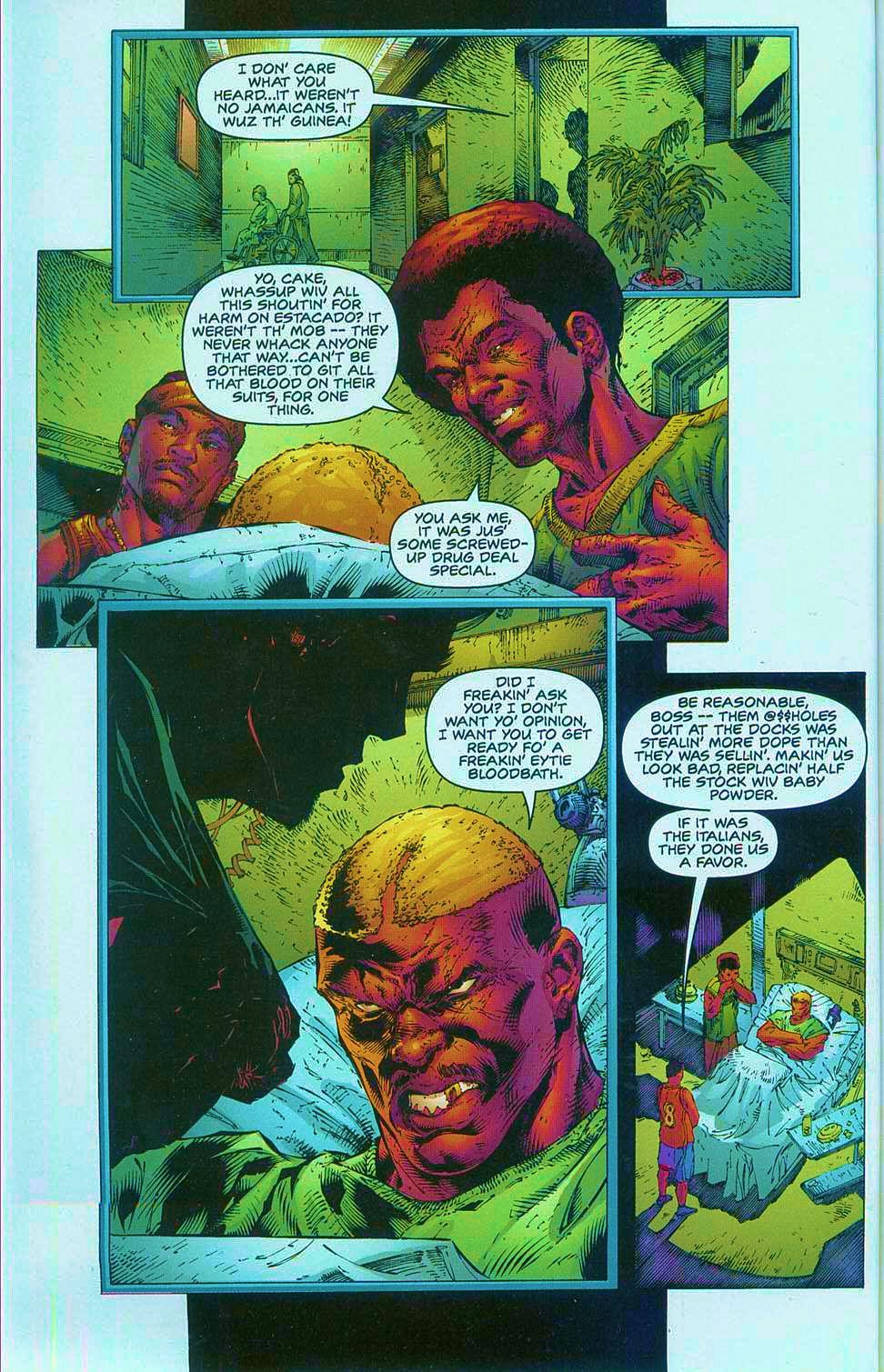 Read online Overkill: Witchblade/Aliens/Darkness/Predator comic -  Issue #1 - 29