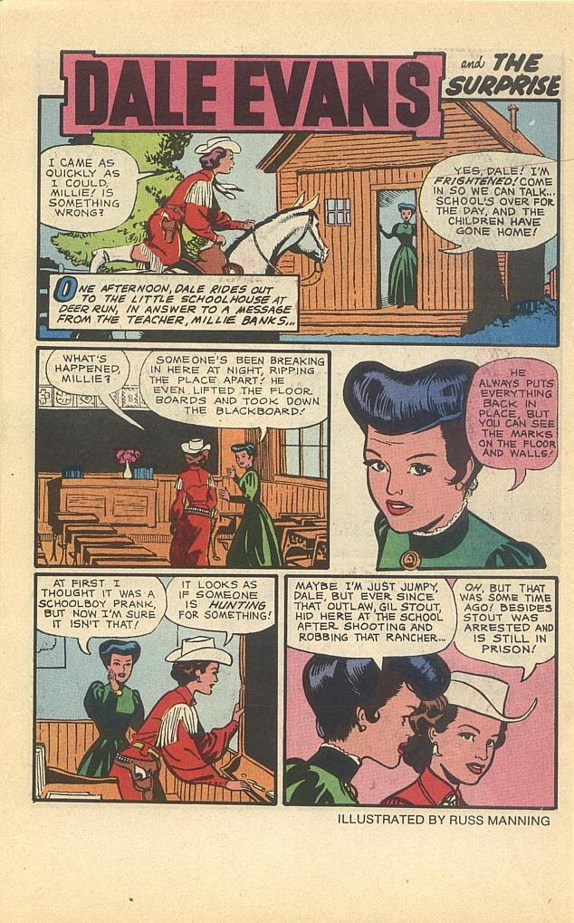 Read online Roy Rogers comic -  Issue #4 - 30