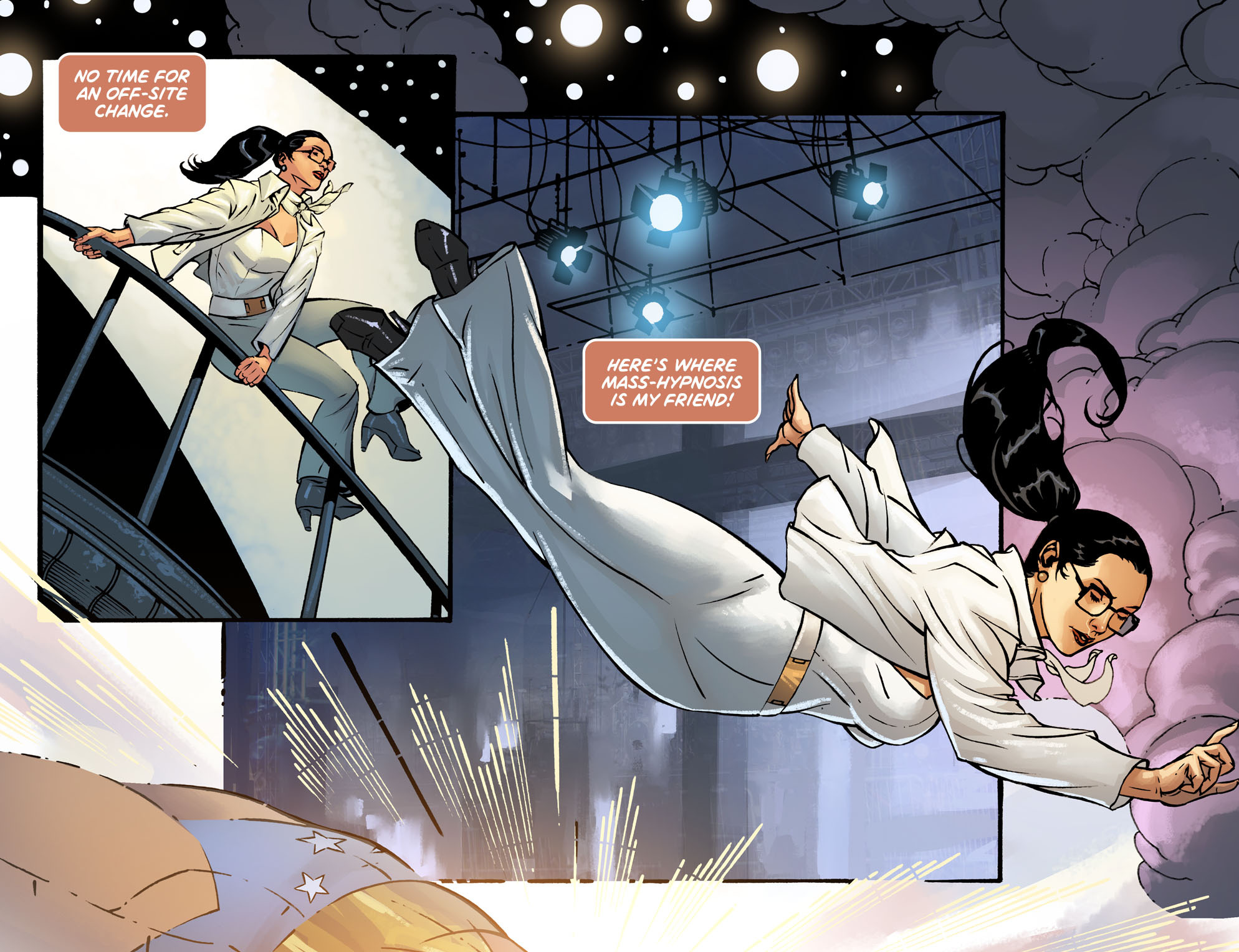 Read online Wonder Woman '77 [I] comic -  Issue #2 - 11