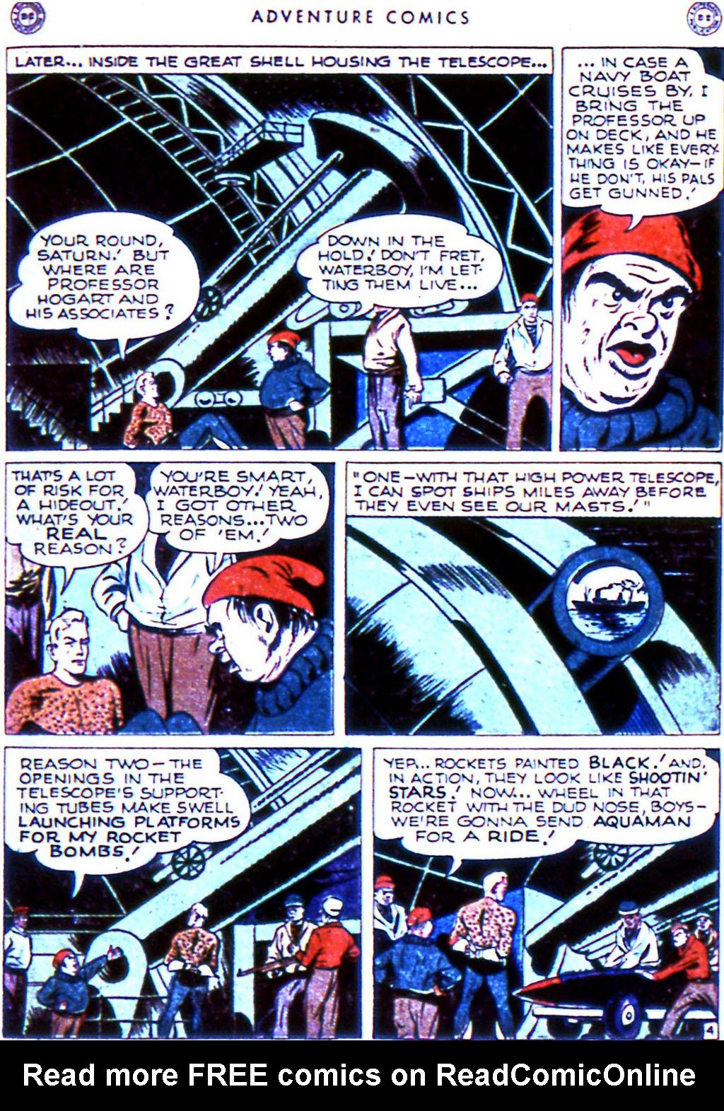 Read online Adventure Comics (1938) comic -  Issue #119 - 17