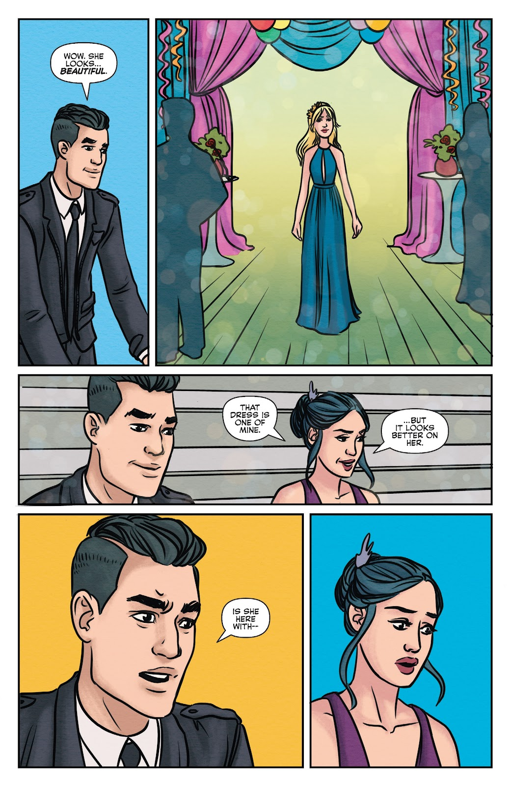 Read online Betty & Veronica (2019) comic -  Issue #4 - 15