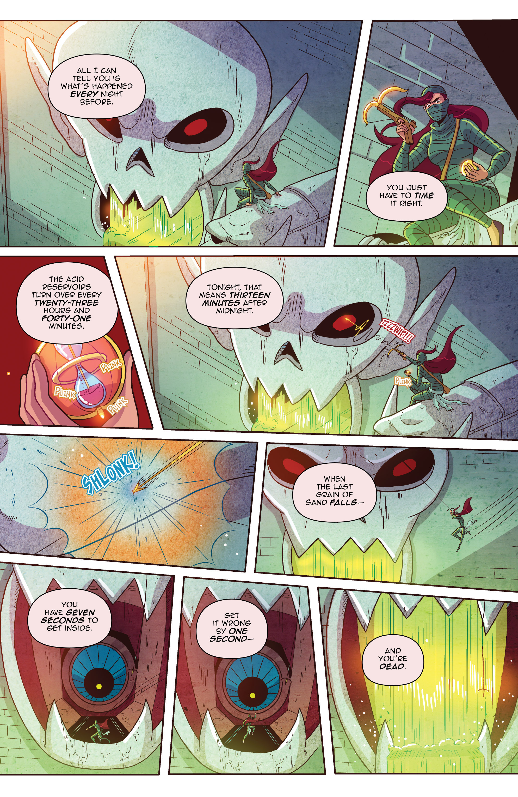Read online Another Castle comic -  Issue #2 - 19