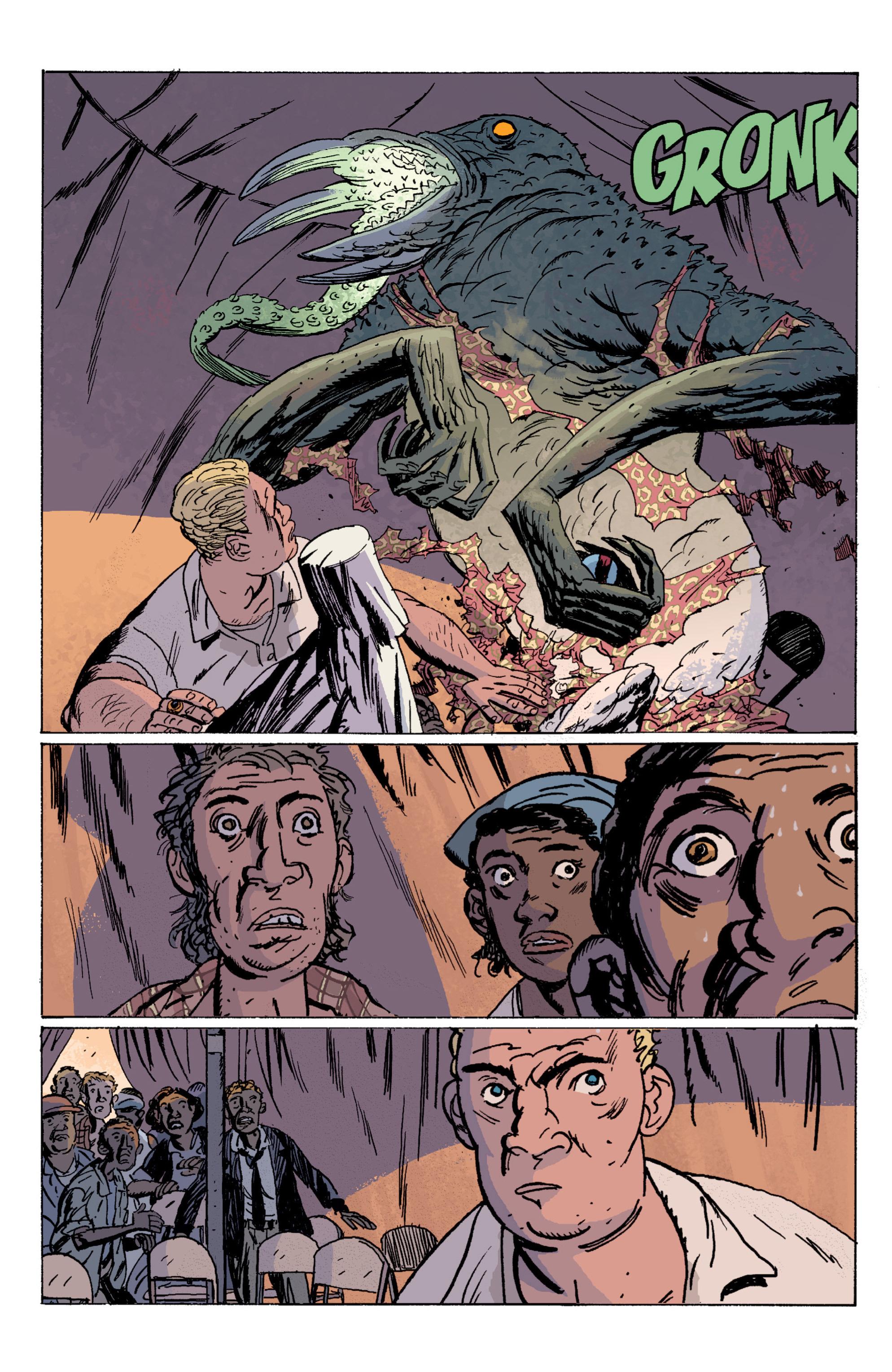 Read online B.P.R.D. (2003) comic -  Issue # TPB 12 - 49