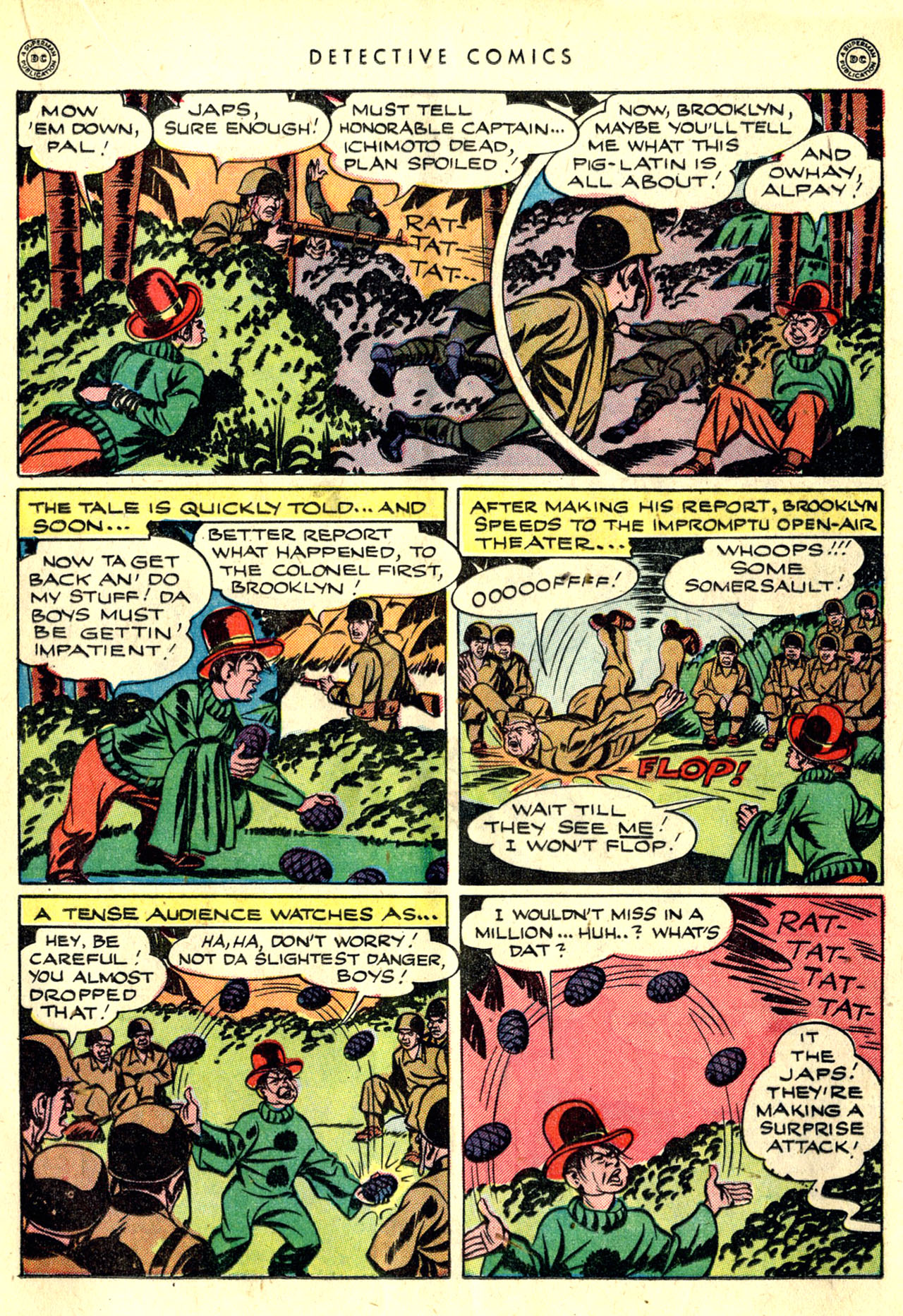Read online Detective Comics (1937) comic -  Issue #90 - 25