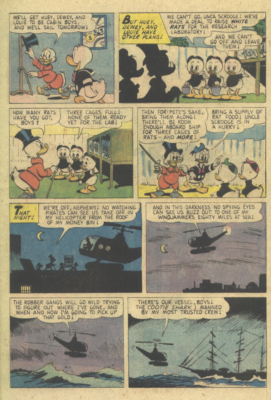 Read online Uncle Scrooge (1953) comic -  Issue #137 - 5