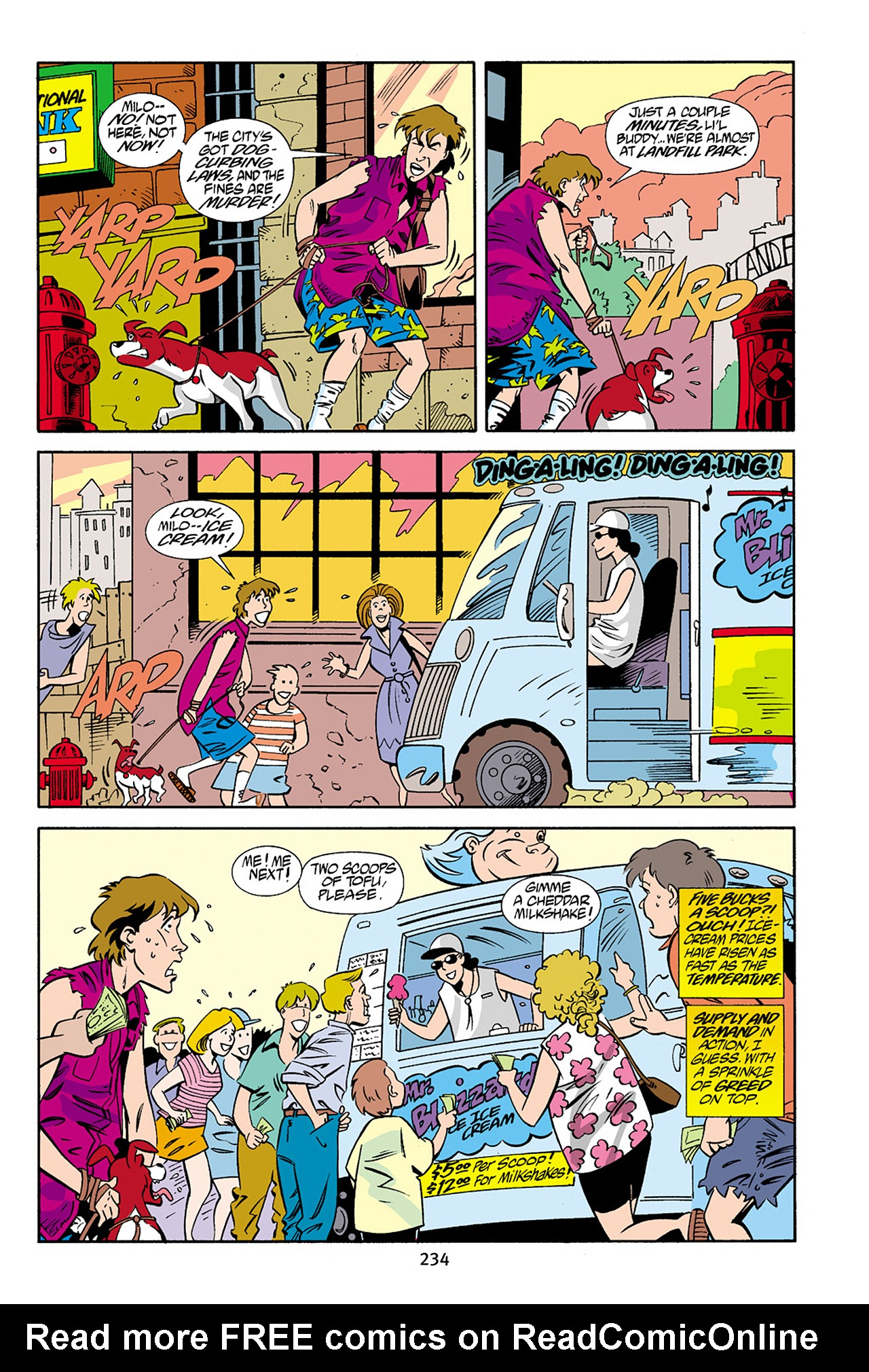 Read online Adventures Of The Mask Omnibus comic -  Issue #Adventures Of The Mask Omnibus Full - 233