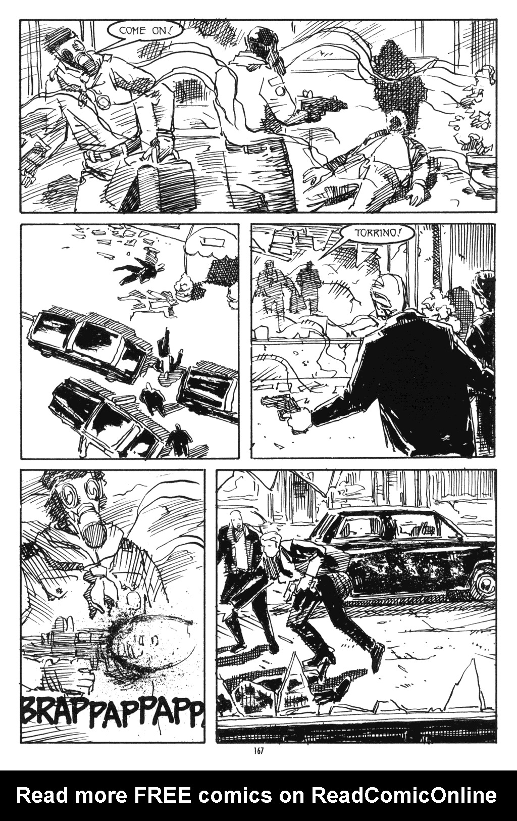 Read online A History of Violence comic -  Issue #A History of Violence Full - 180