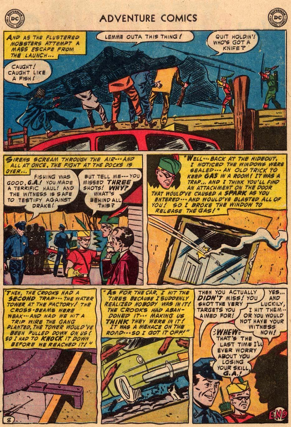 Read online Adventure Comics (1938) comic -  Issue #193 - 41