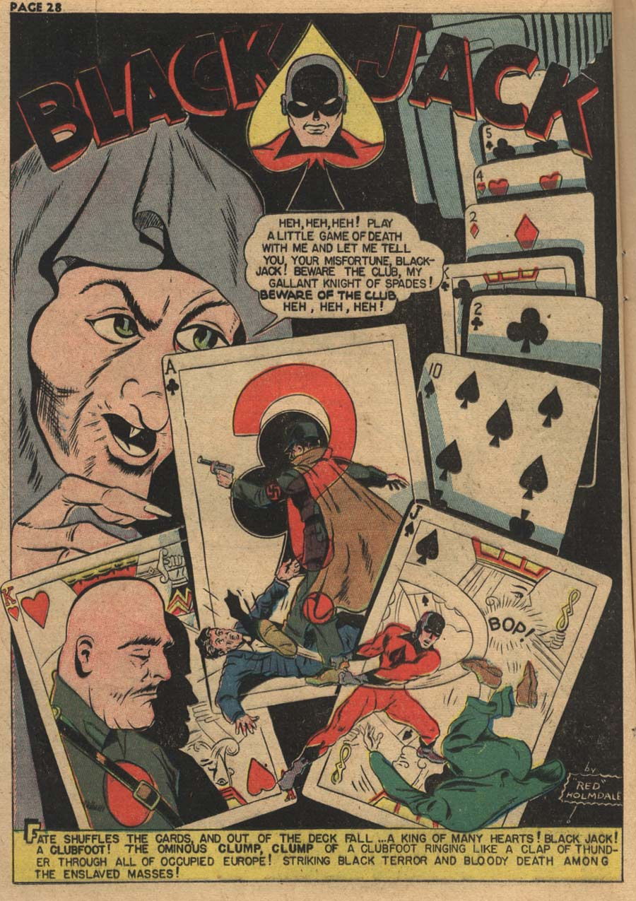 Zip Comics issue 31 - Page 28