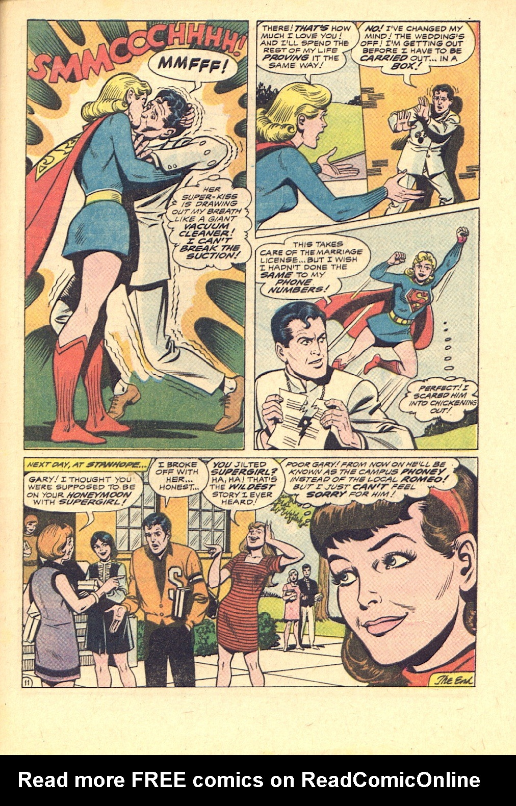 Read online Action Comics (1938) comic -  Issue #370 - 25