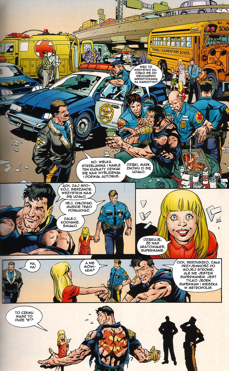 Read online JLA Superpower comic -  Issue # Full - 8