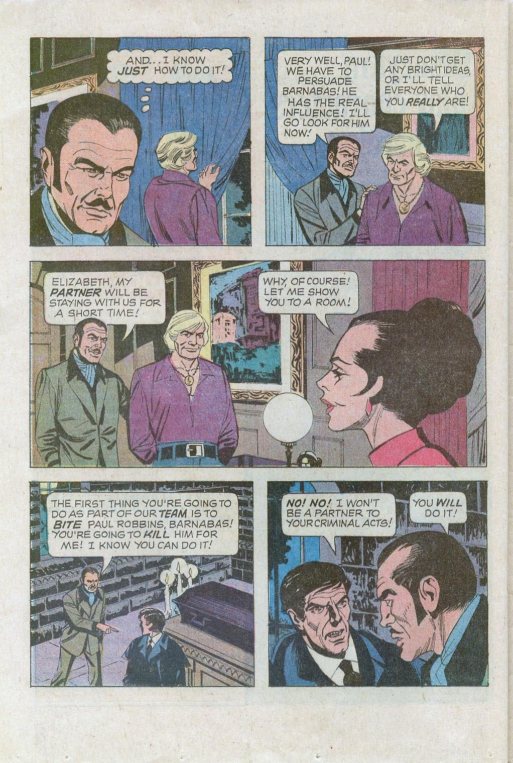 Dark Shadows (1969) issue 18 - Page 24