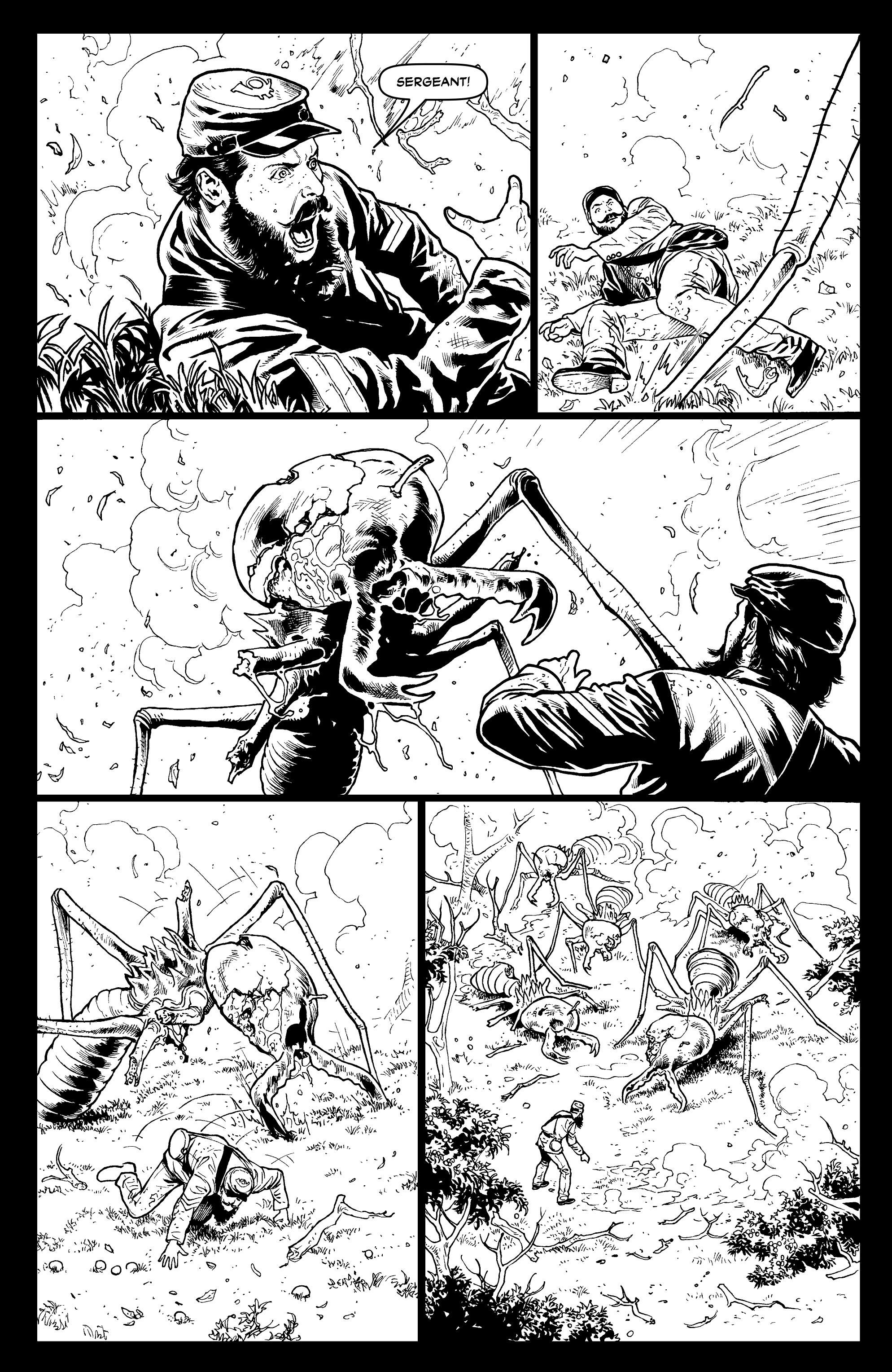 Read online Alan Moore's Cinema Purgatorio comic -  Issue #9 - 29