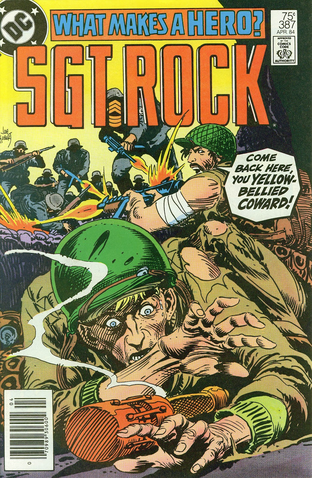 Sgt. Rock issue 387 - Page 1