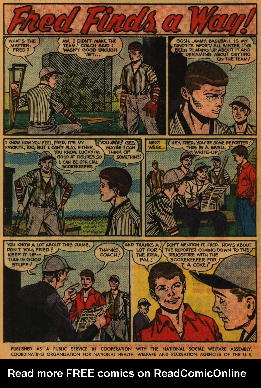 Read online All-Star Western (1951) comic -  Issue #107 - 14