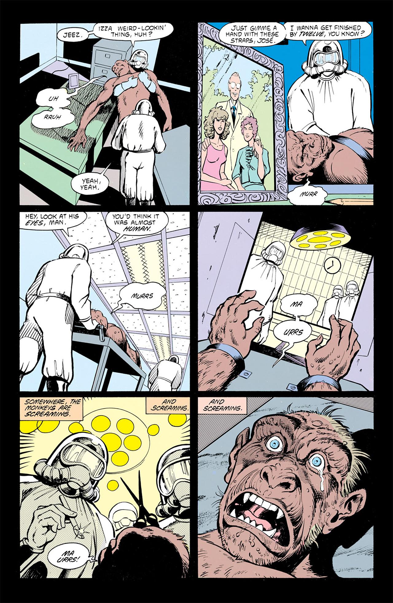 Read online Animal Man (1988) comic -  Issue #4 - 26