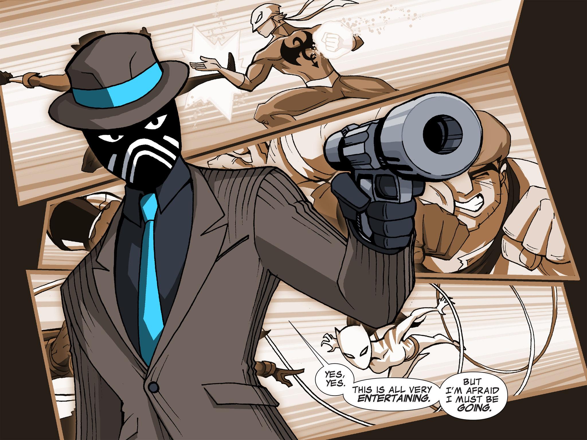 Read online Ultimate Spider-Man (Infinite Comics) (2015) comic -  Issue #19 - 24
