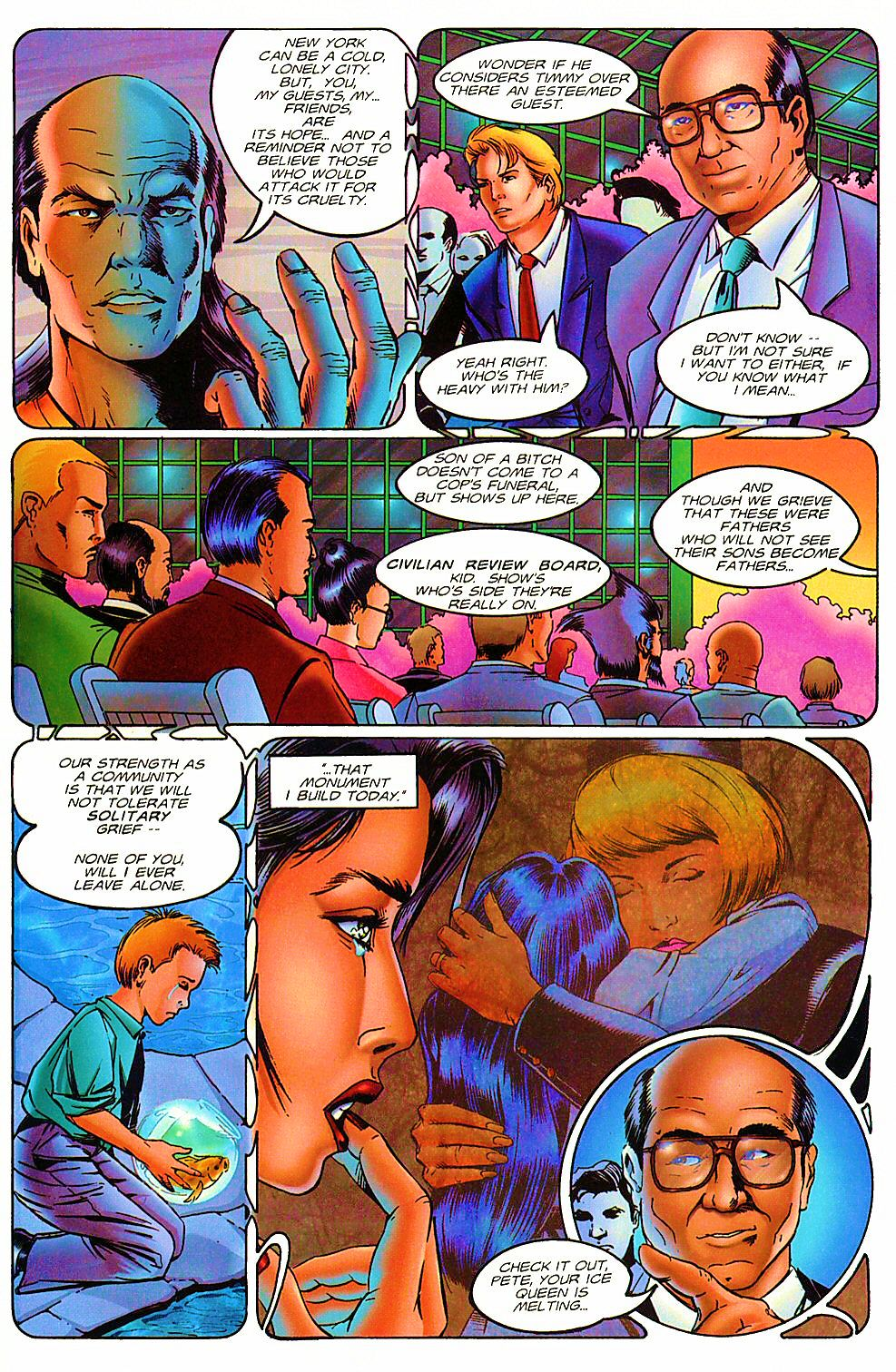 Shi: The Way of the Warrior Issue #5 #5 - English 8