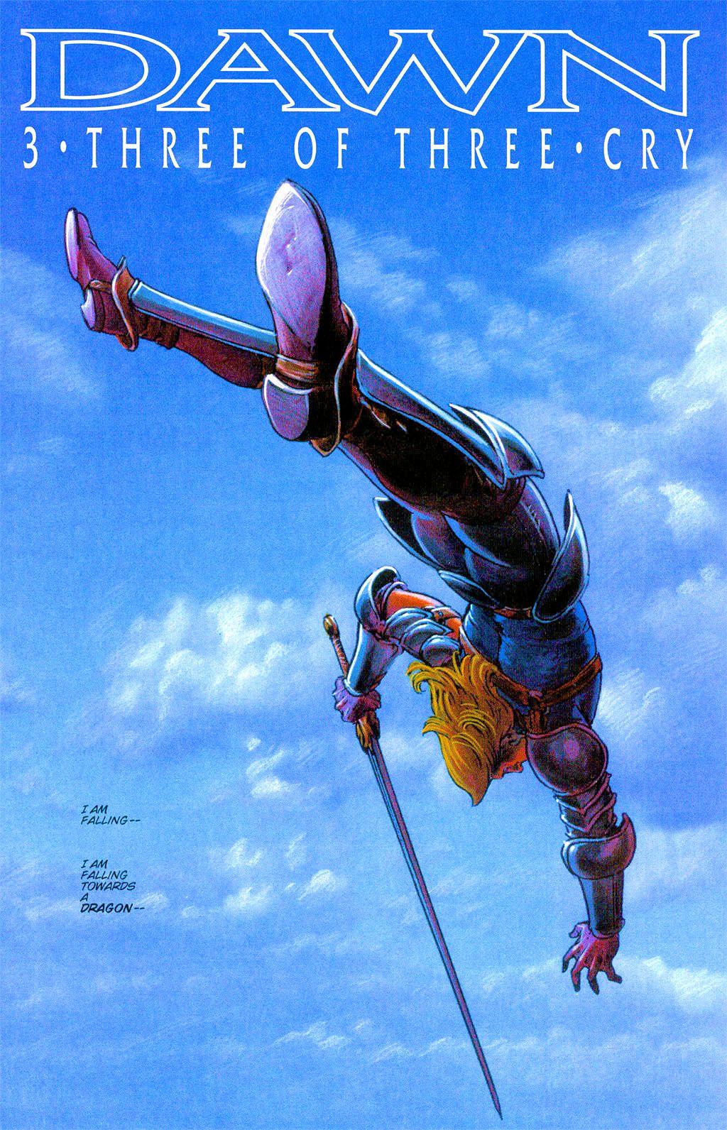 Read online Dawn: Three Tiers comic -  Issue #3 - 3
