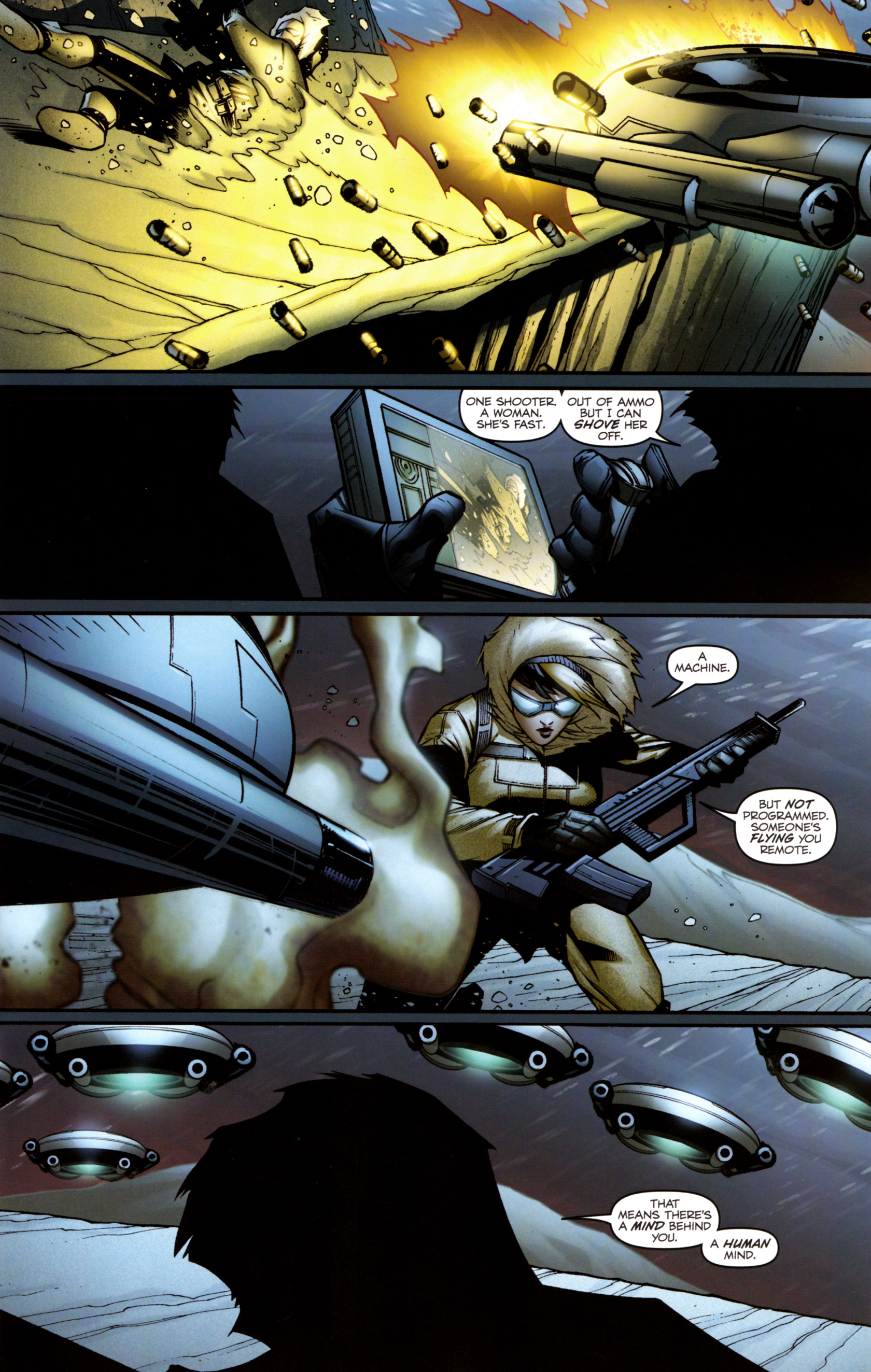 Read online G.I. Joe: Snake Eyes comic -  Issue #3 - 16