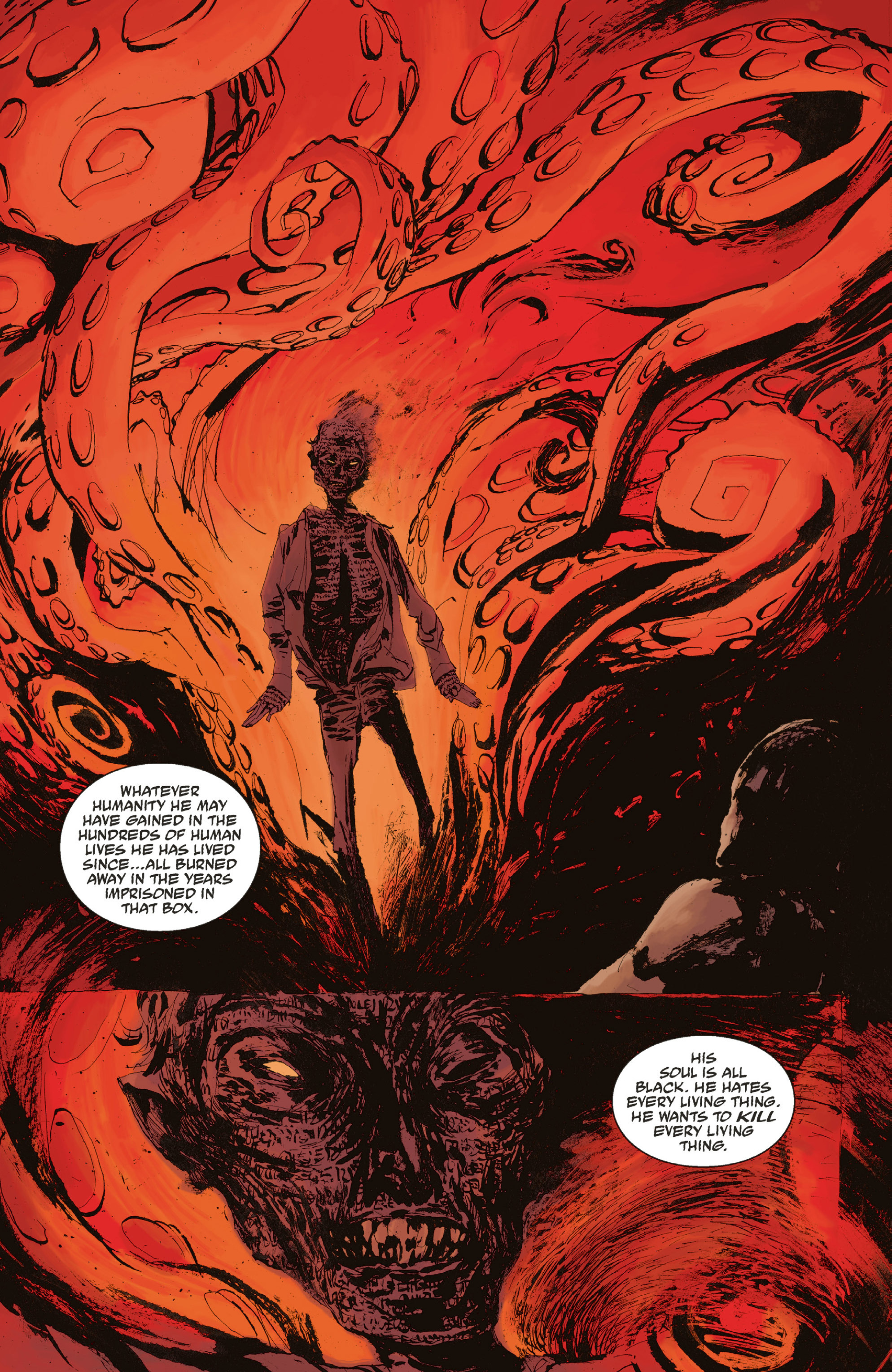 Read online Abe Sapien: The Drowning comic -  Issue #Abe Sapien: The Drowning _TPB - 126