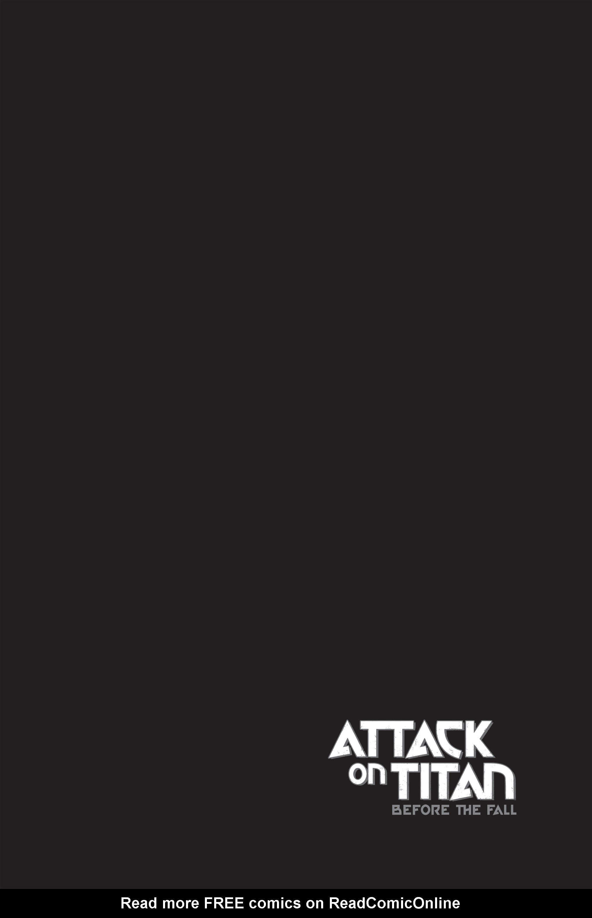 Read online Attack on Titan: Before the Fall comic -  Issue #5 - 57