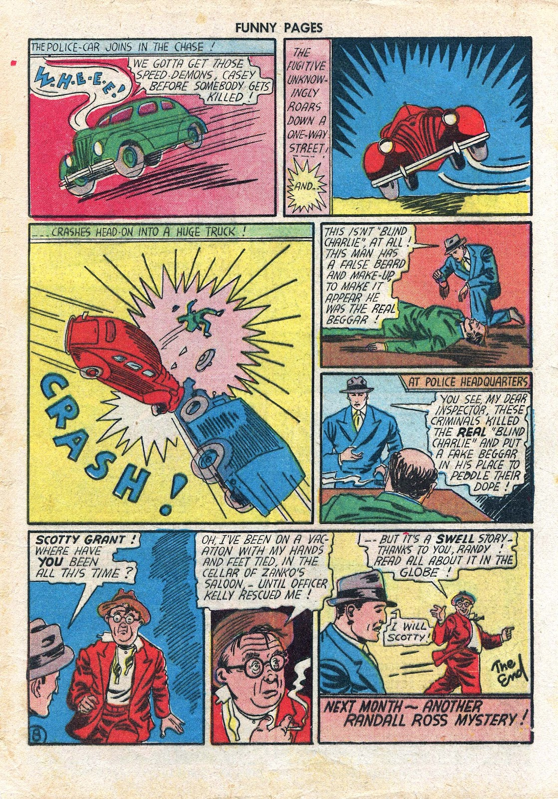 Funny Pages issue 42 - Page 47