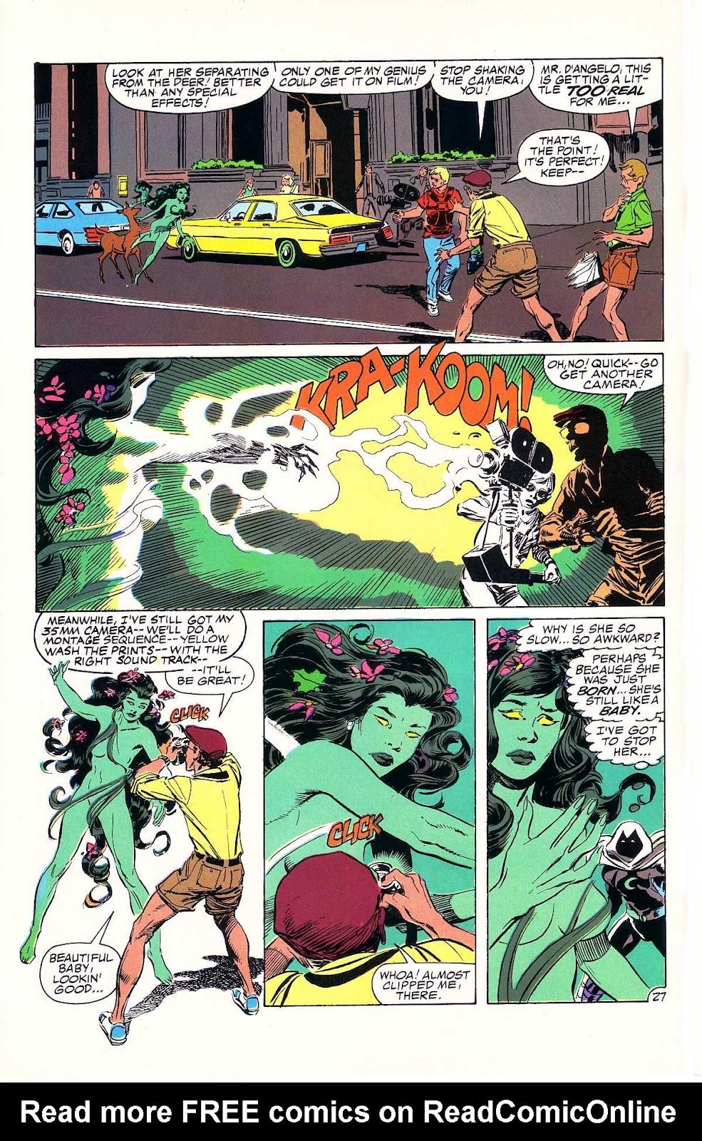 Comic Marvel Fanfare (1982) issue 30