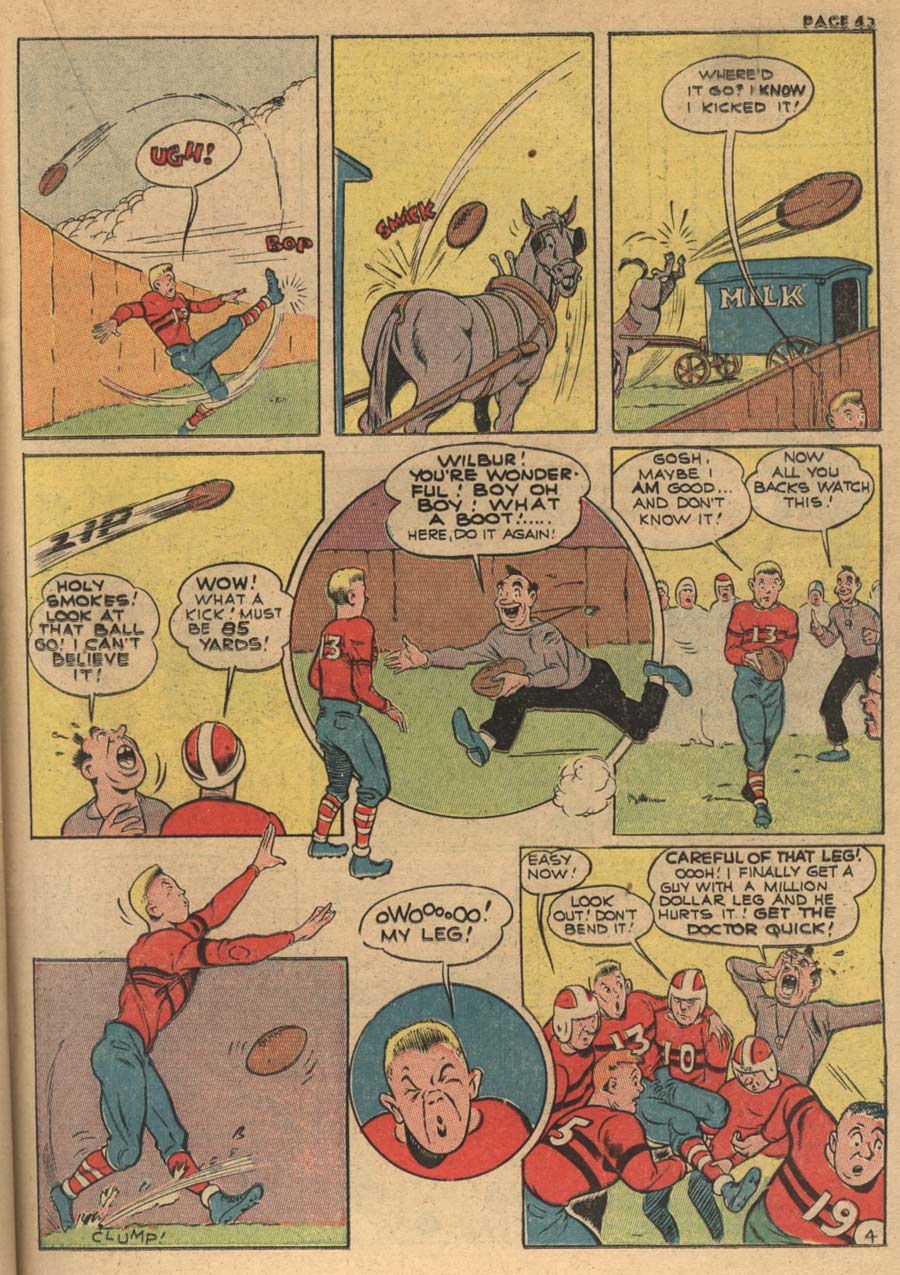Zip Comics issue 31 - Page 43