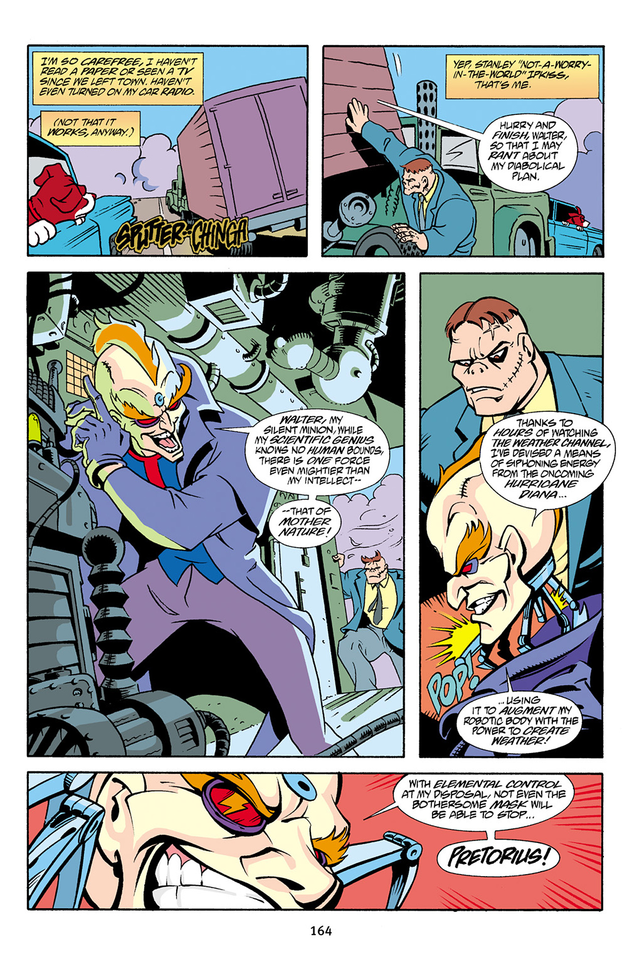 Read online Adventures Of The Mask Omnibus comic -  Issue #Adventures Of The Mask Omnibus Full - 163