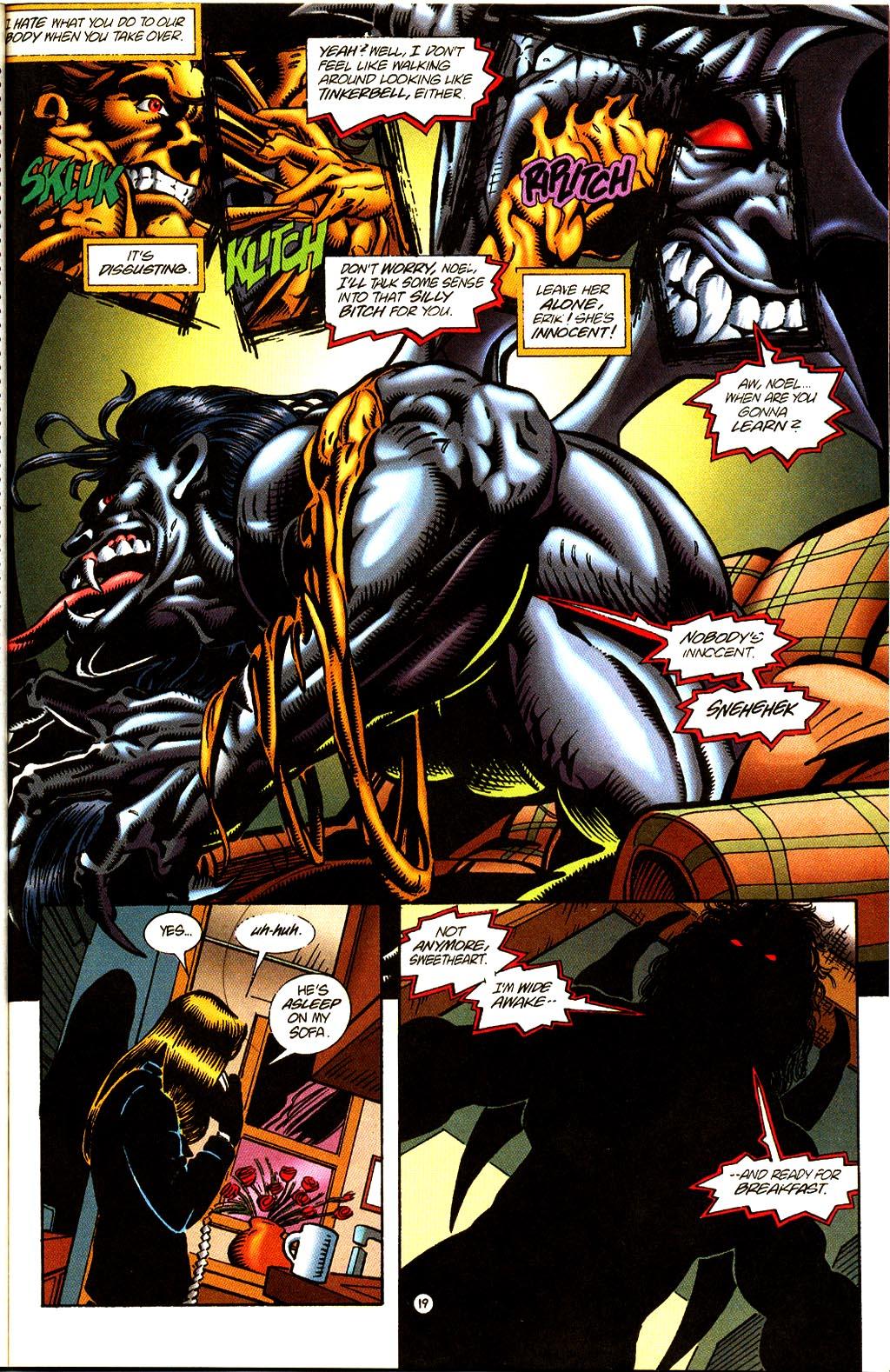 Read online Rune (1995) comic -  Issue #2 - 22