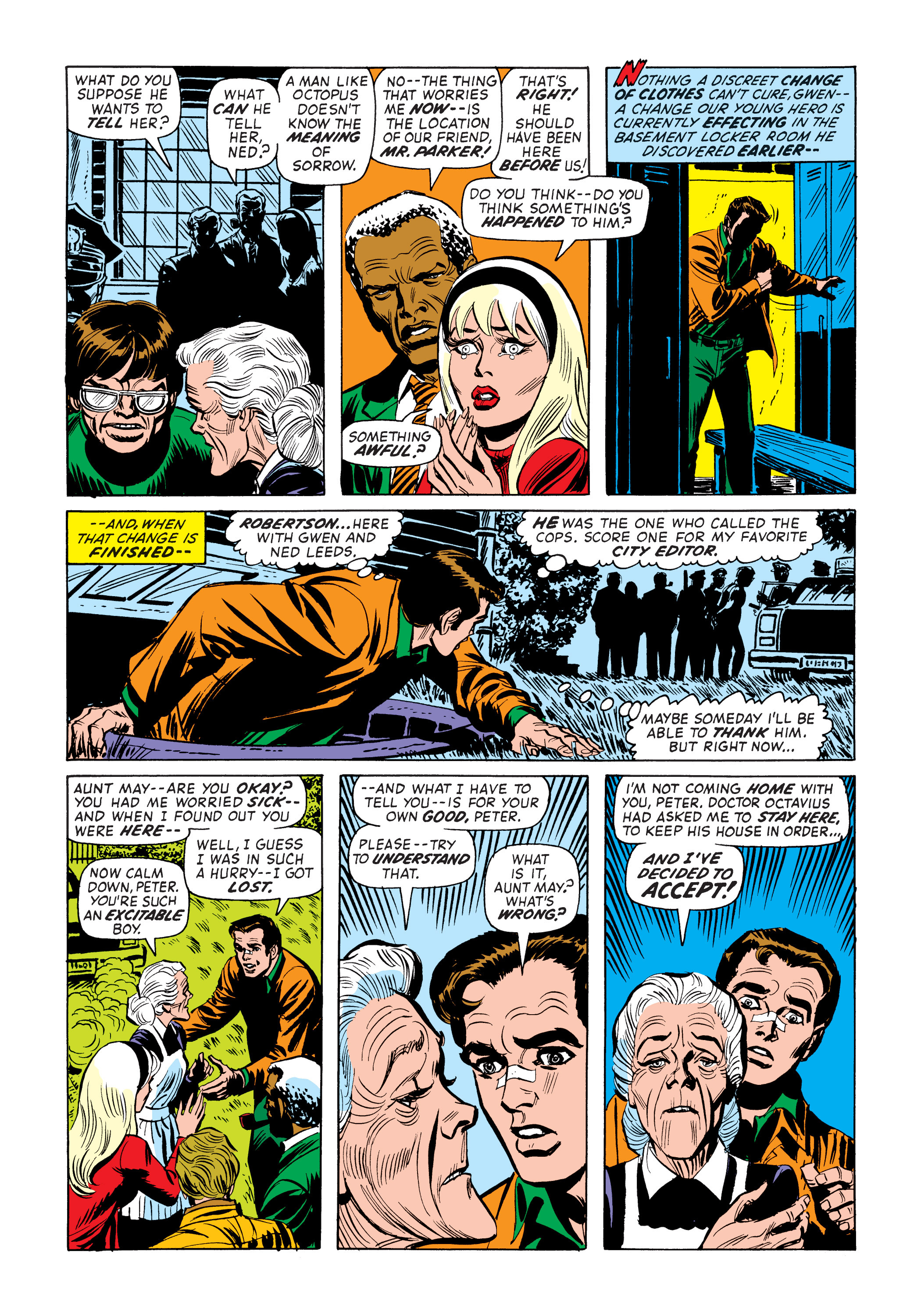 The Amazing Spider-Man (1963) 115 Page 19