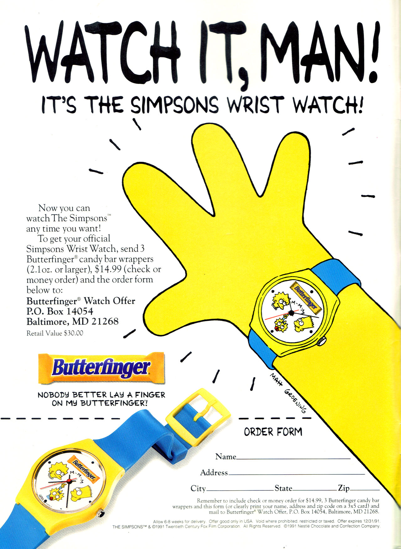 Read online Simpsons Illustrated (1991) comic -  Issue #2 - 2