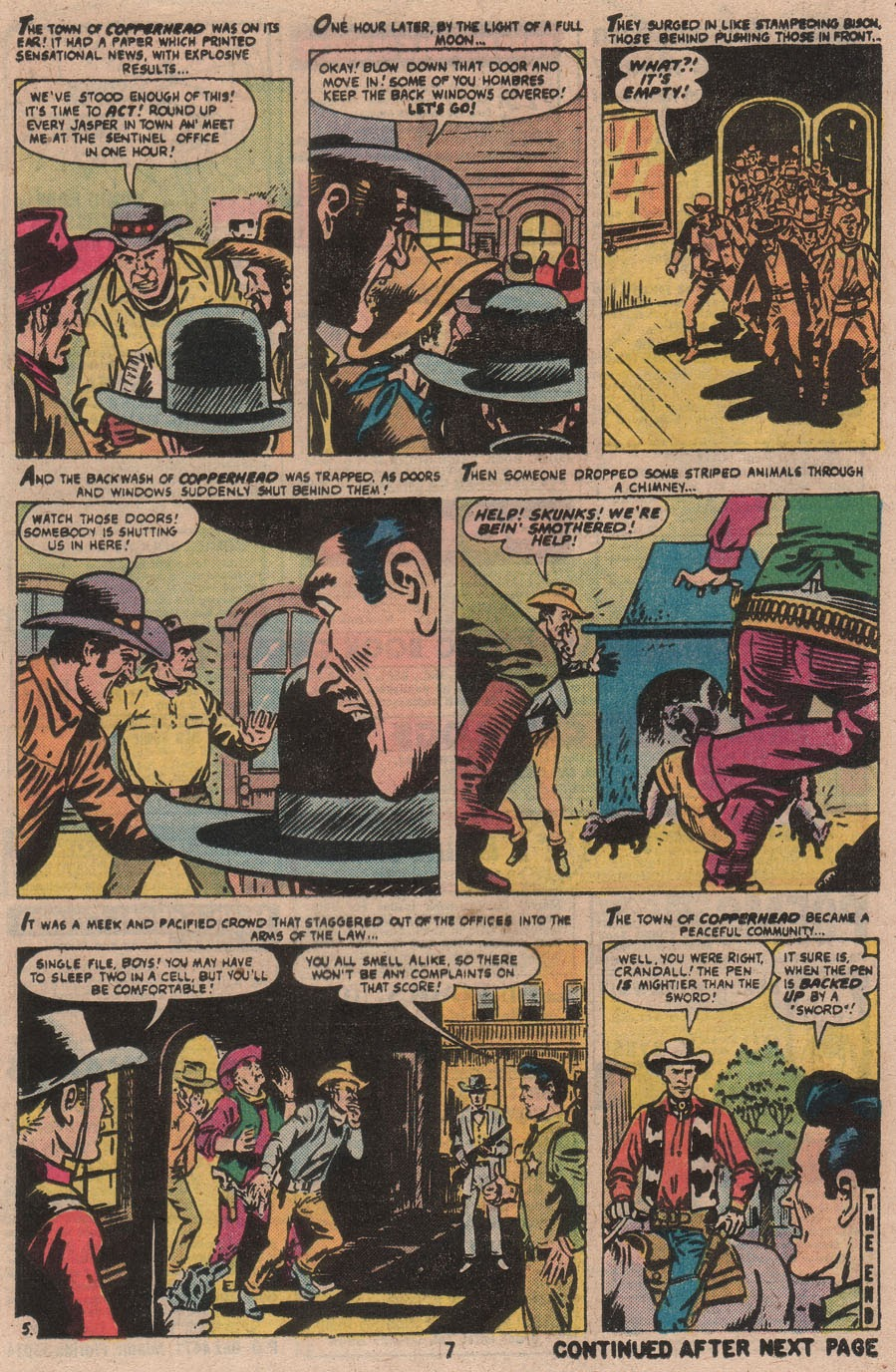 Kid Colt Outlaw issue 210 - Page 9