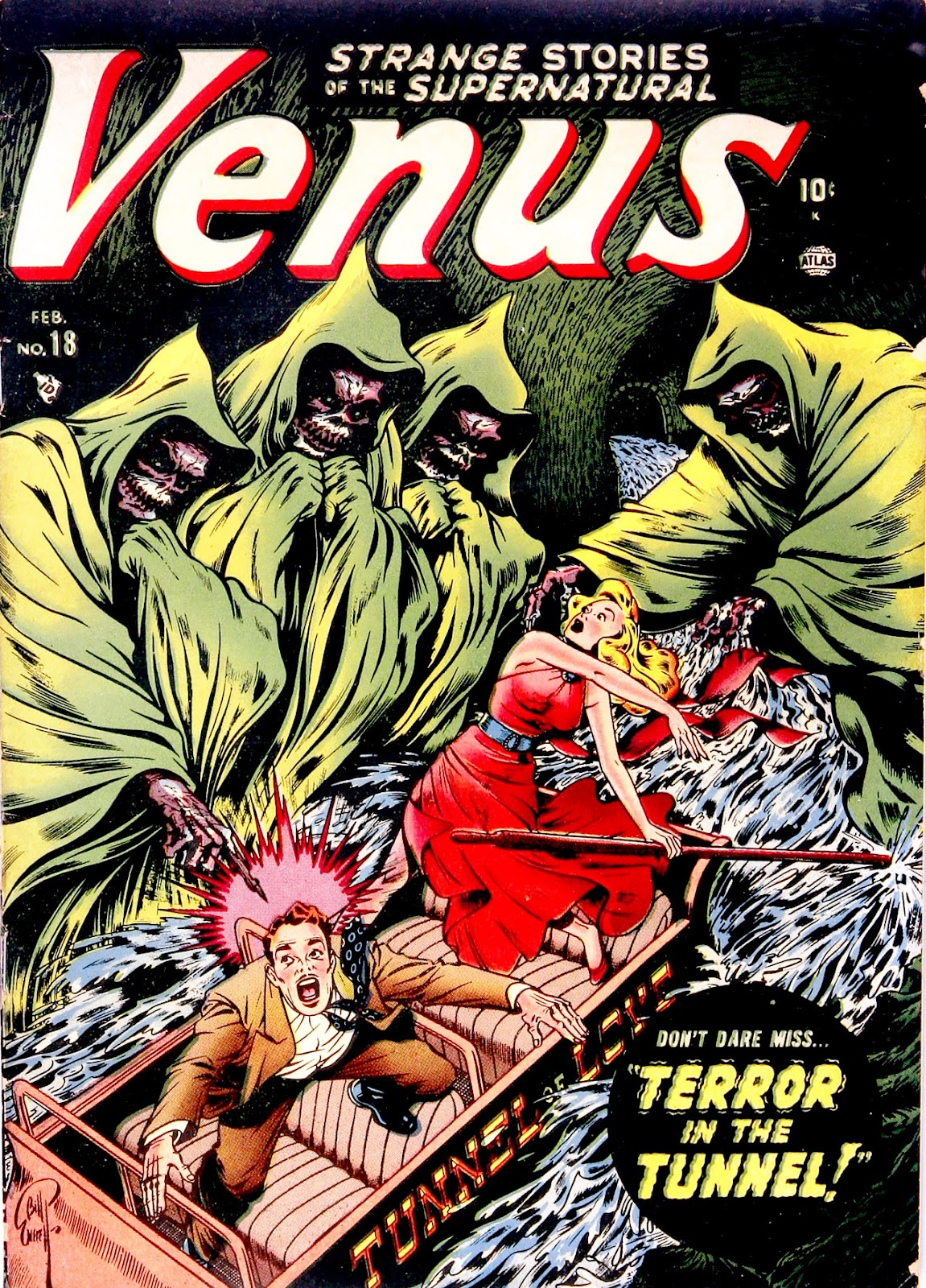 Venus (1948) issue 18 - Page 1