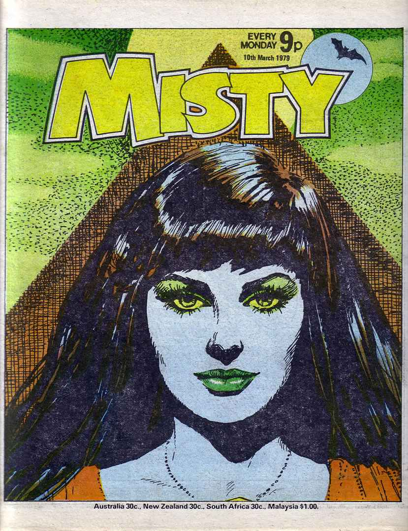 Read online Misty comic -  Issue #57 - 1